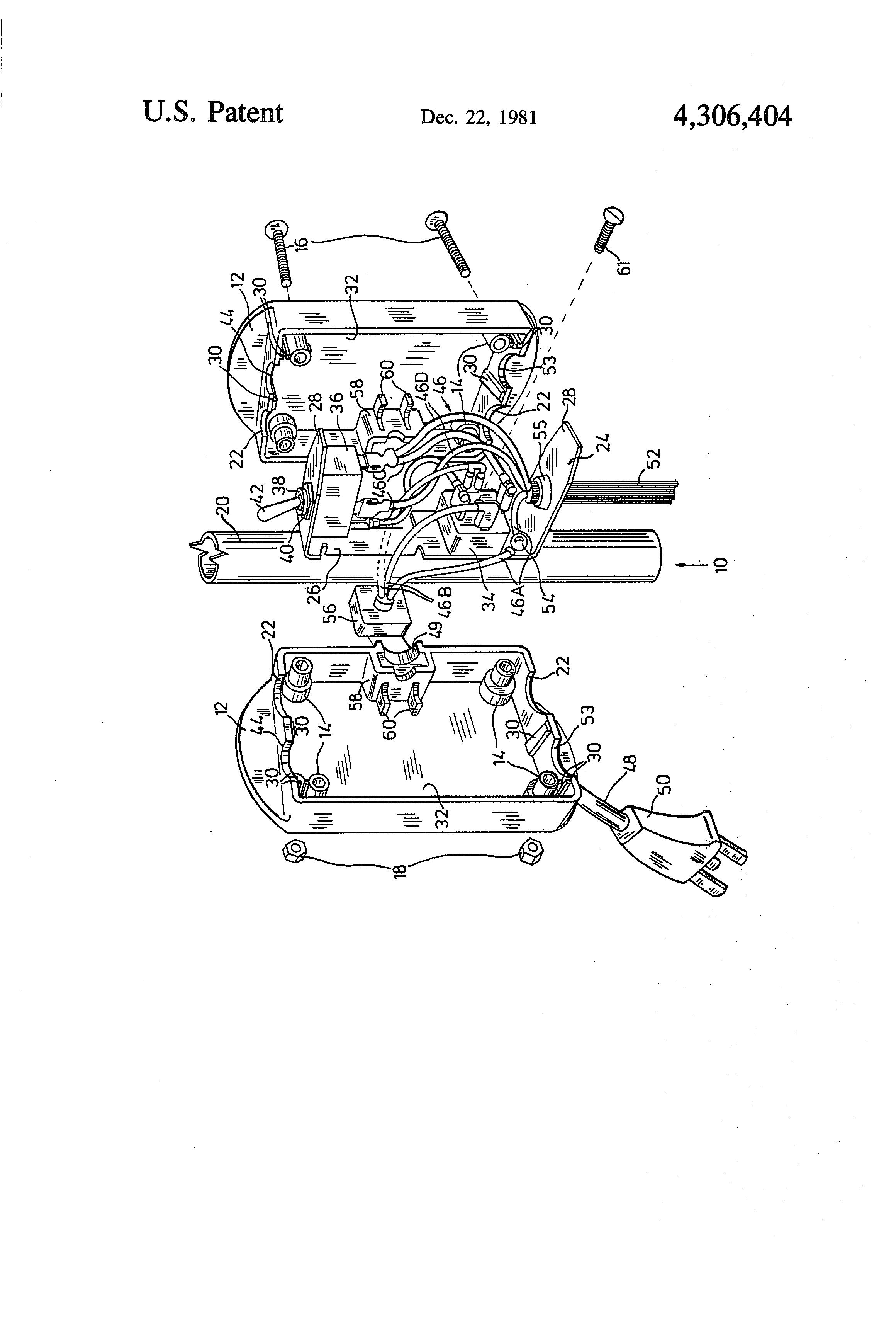 patent us4306404