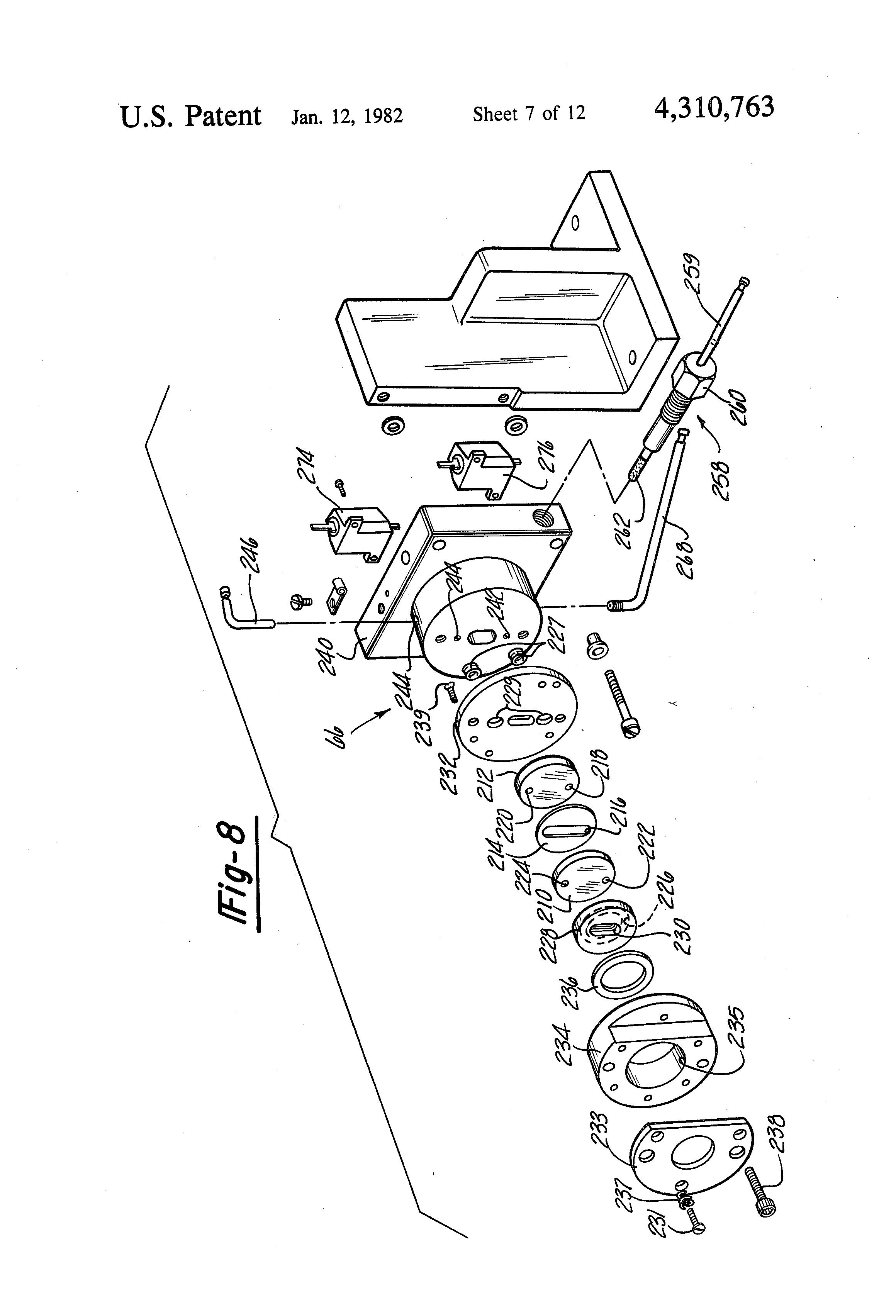 patent us4310763