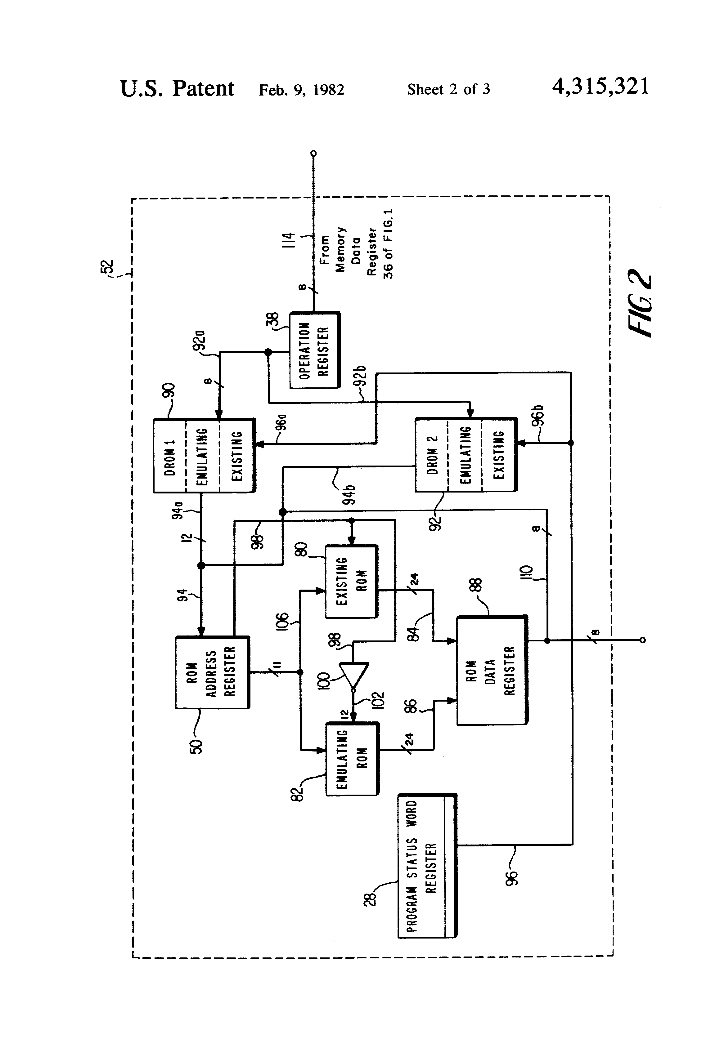 Patent us4315321 method and apparatus for enhancing the patent drawing ccuart Images