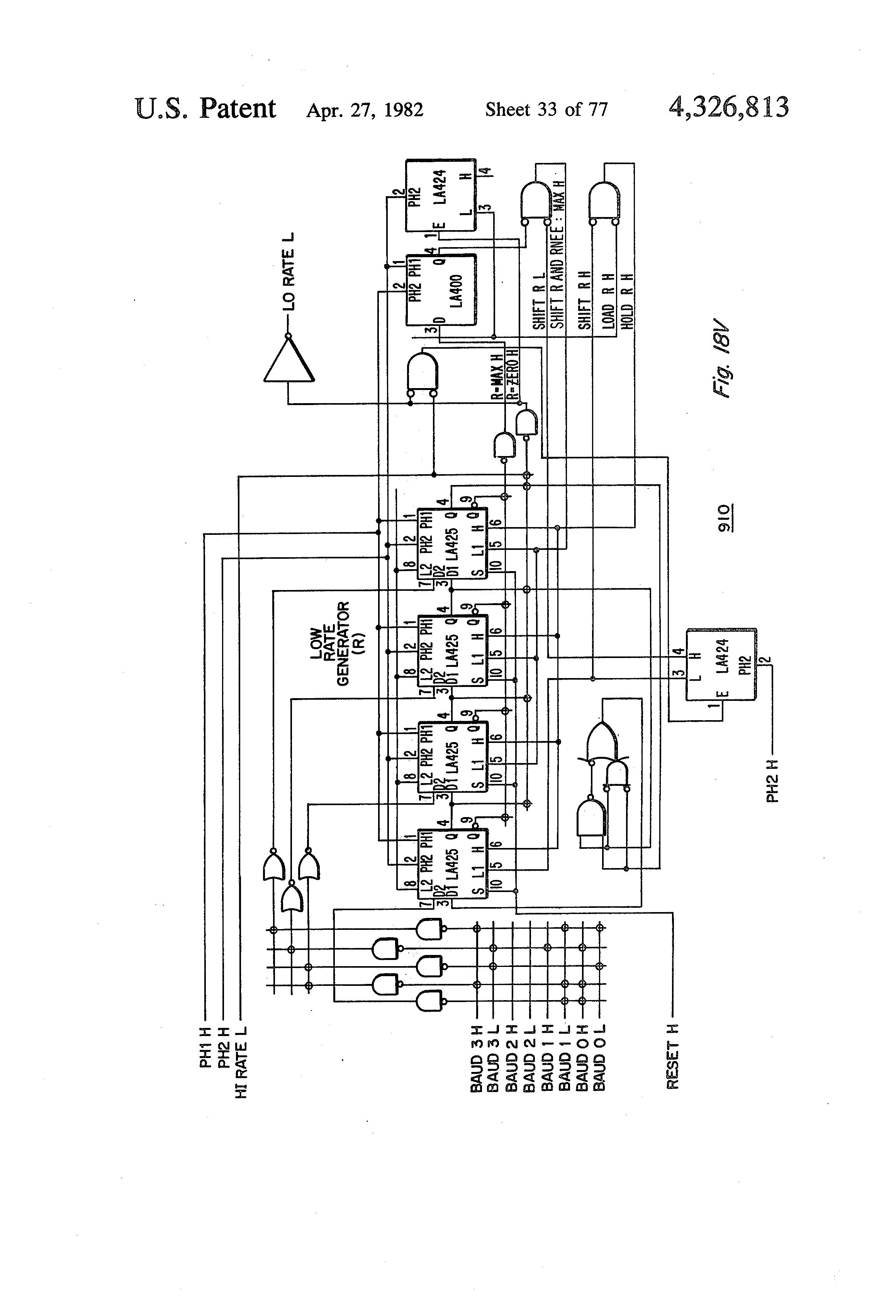 patent us4326813