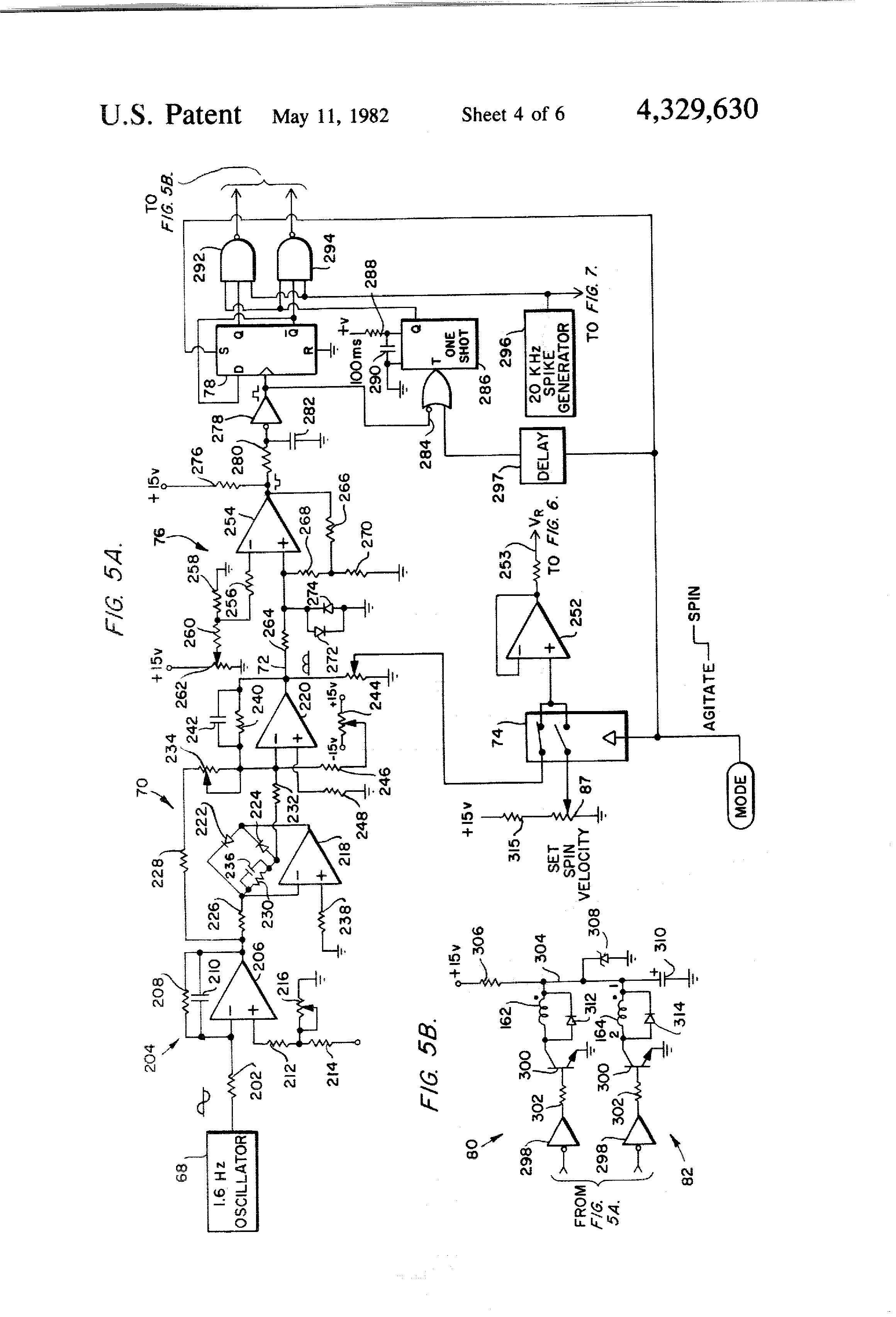 patent us4329630