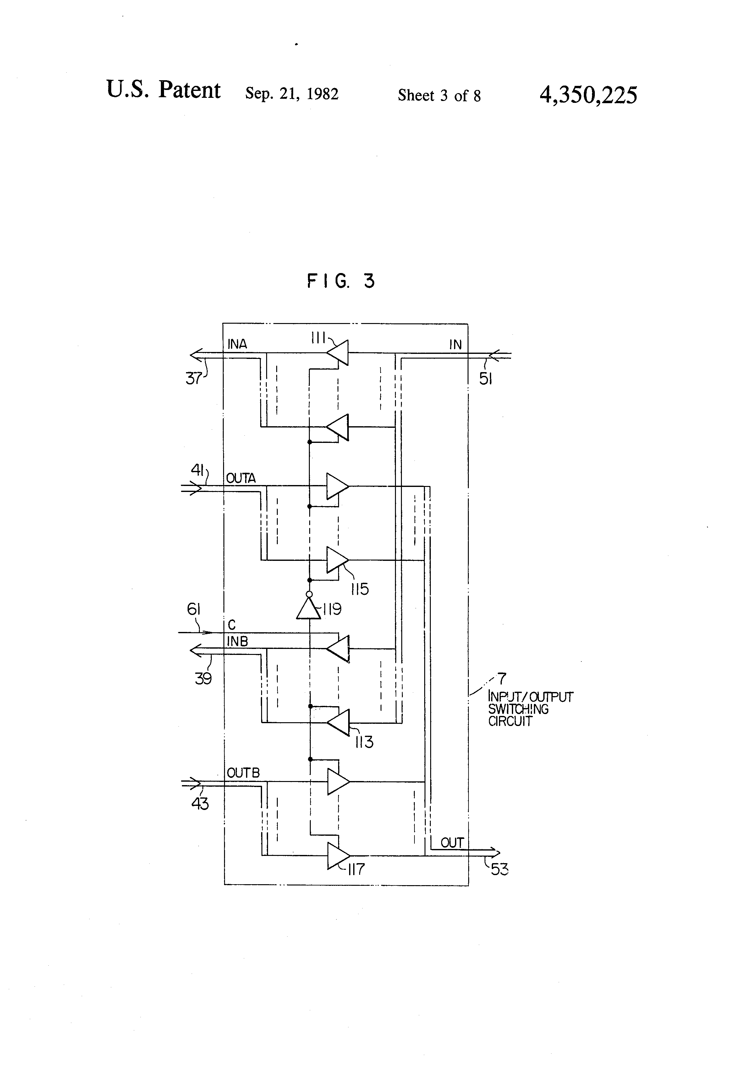 Patent Us4350225 Elevator Control System Google Patentsuche Simple Current Limiter Protects Opencollector Circuit Drawing