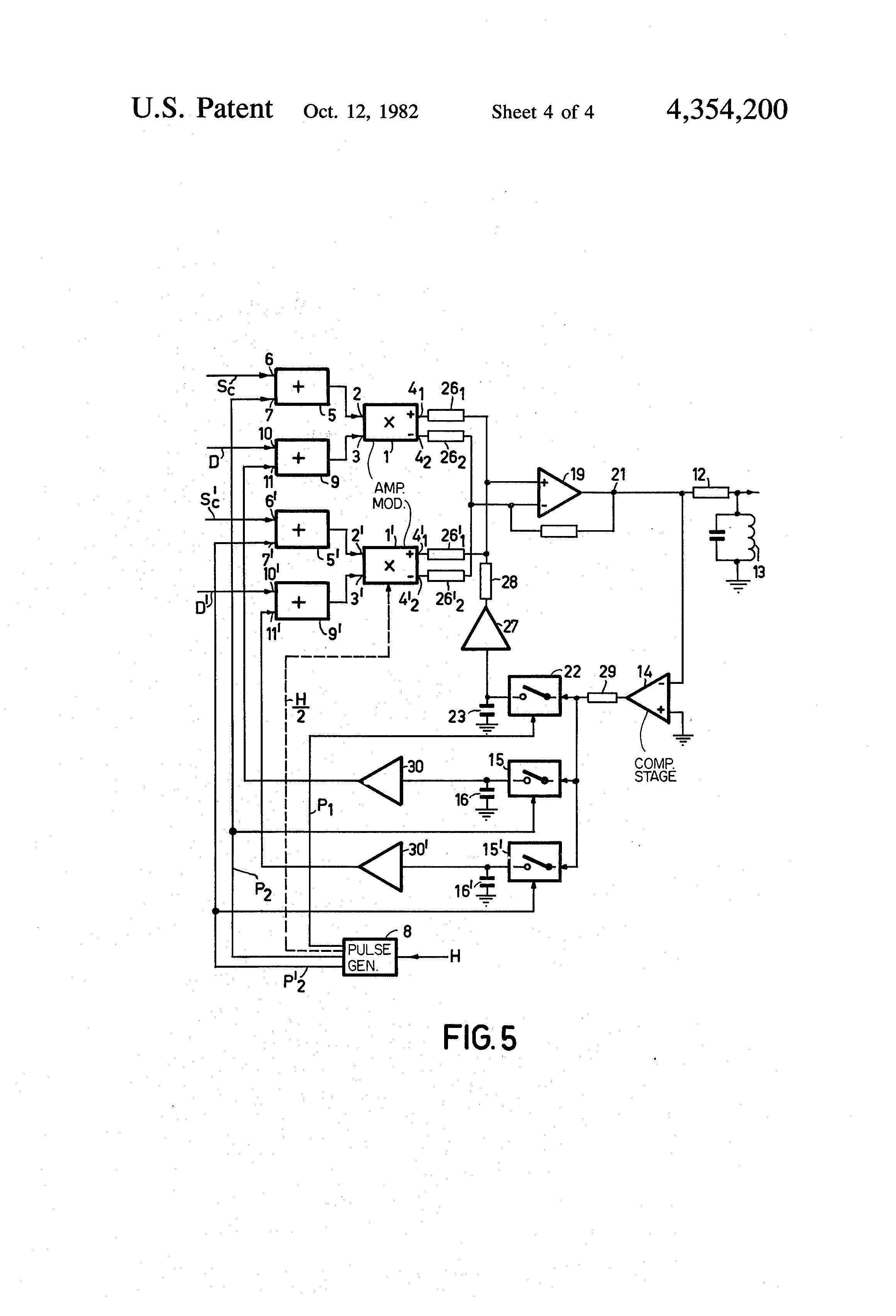 patent us4354200