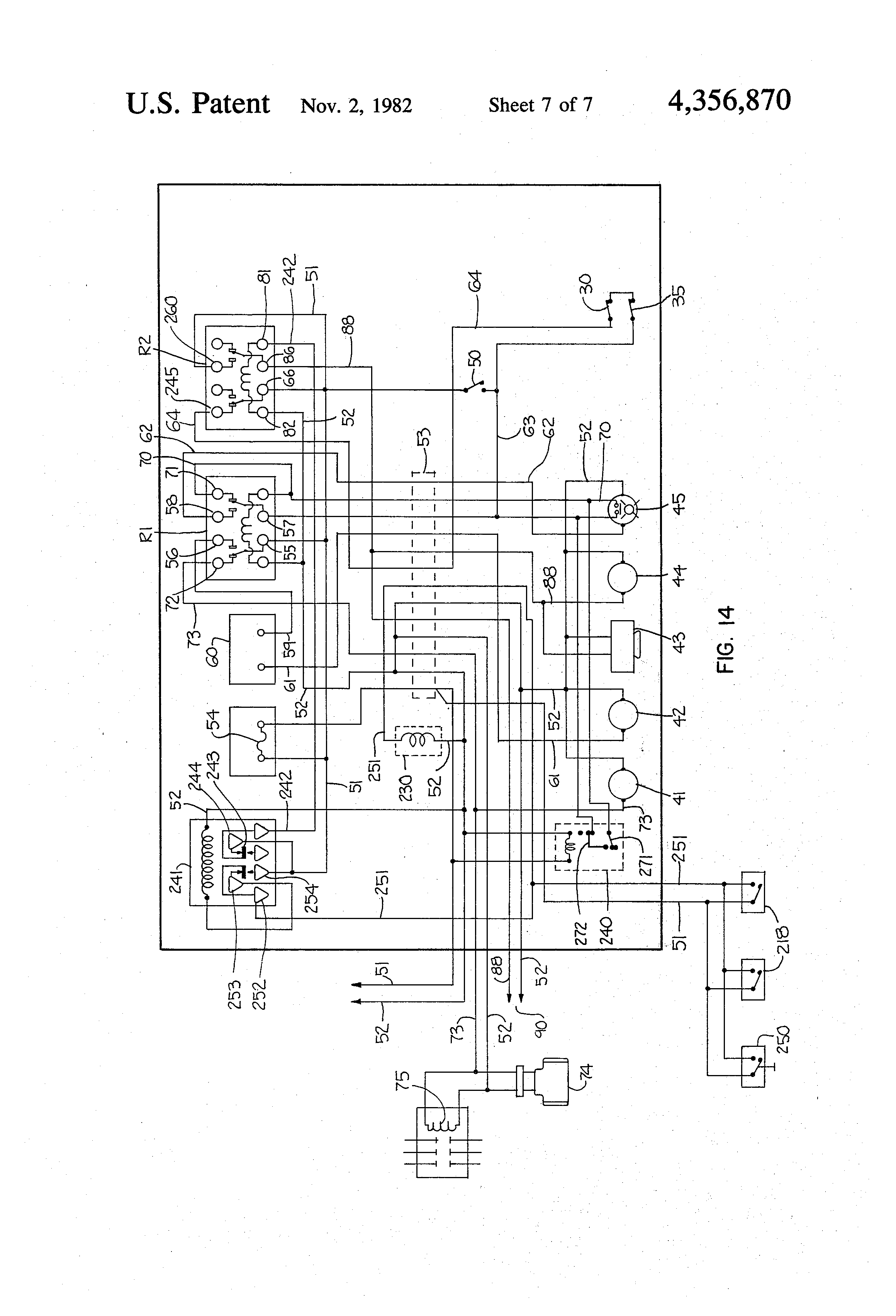 US4356870 7 patent us4356870 water spray fire protection for hoods over ansul system wiring schematic at edmiracle.co