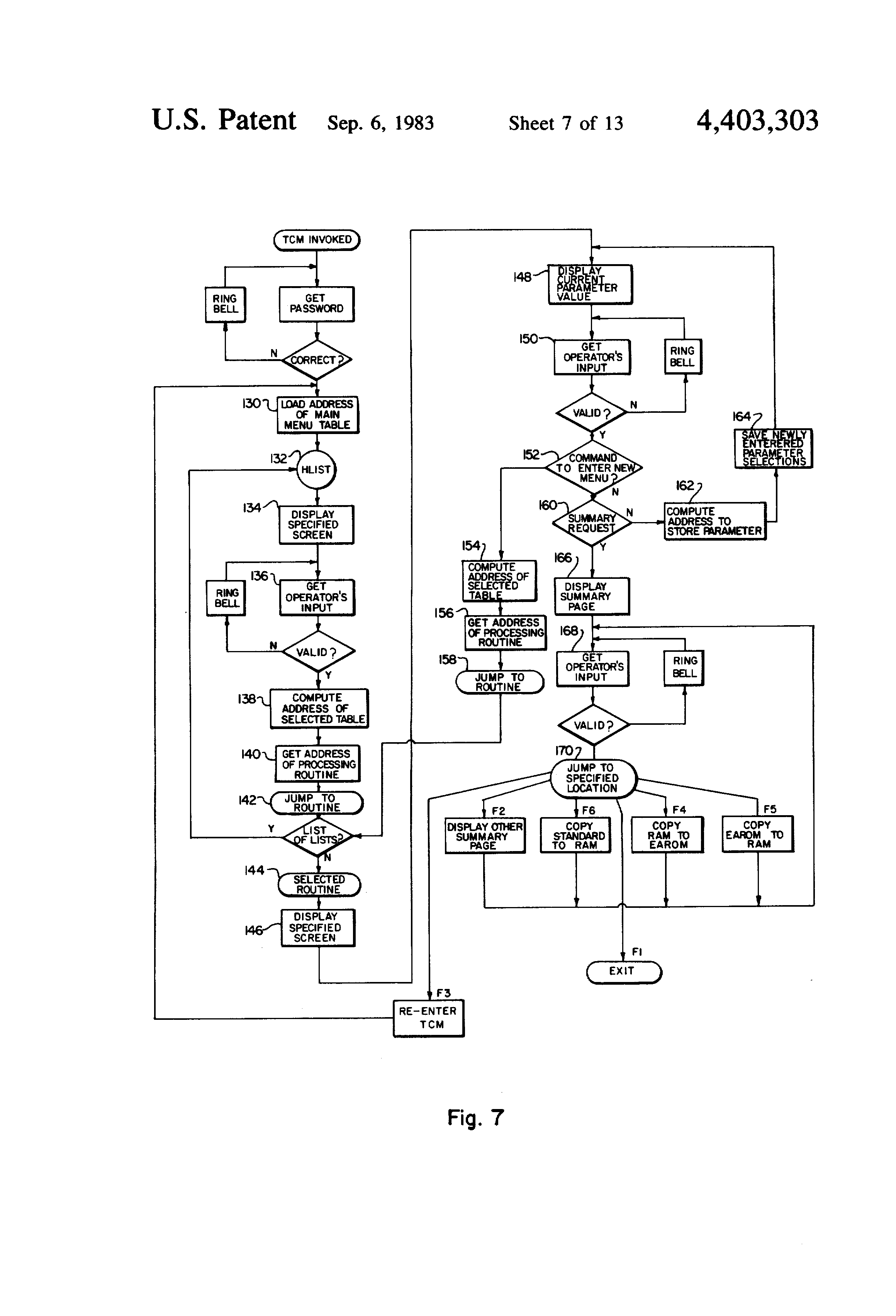 patente us4403303