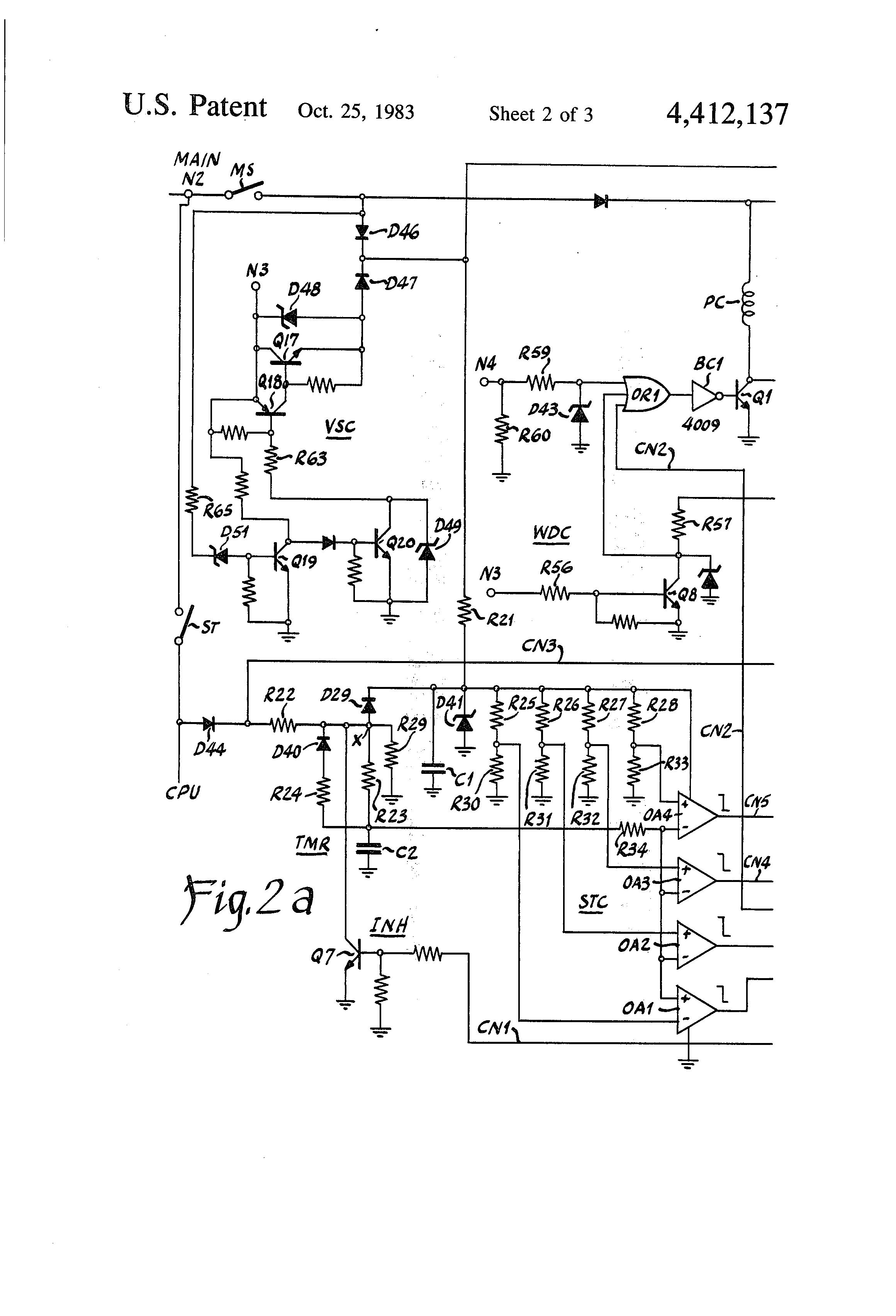 patent us4412137