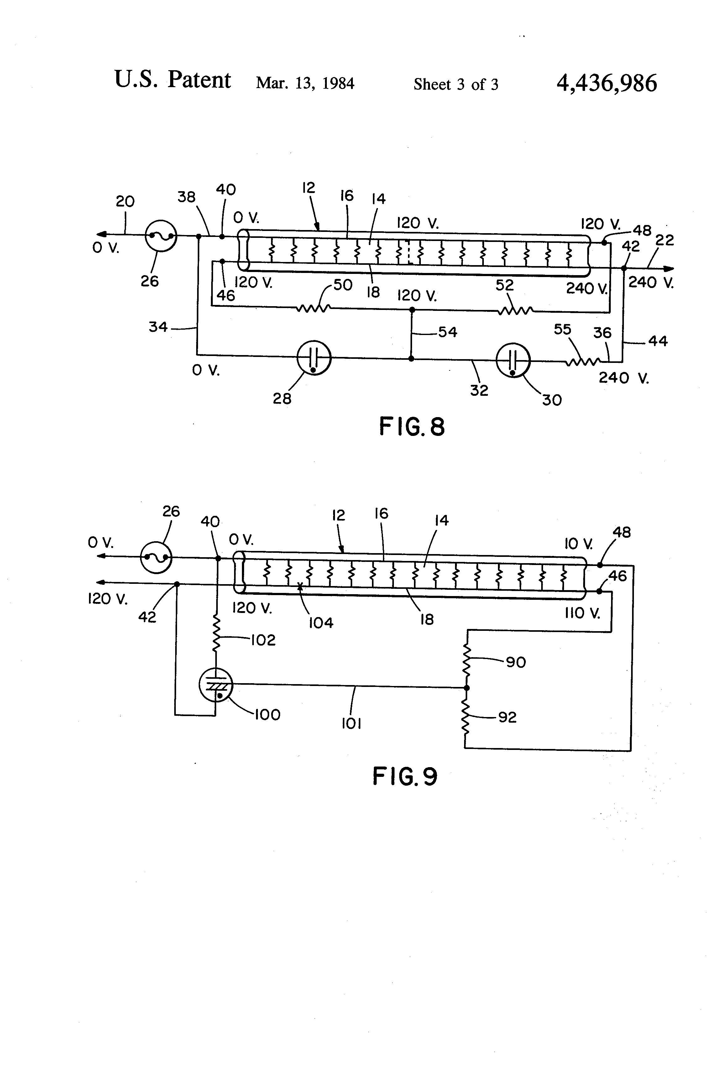 Patent us electric blanket safety circuit