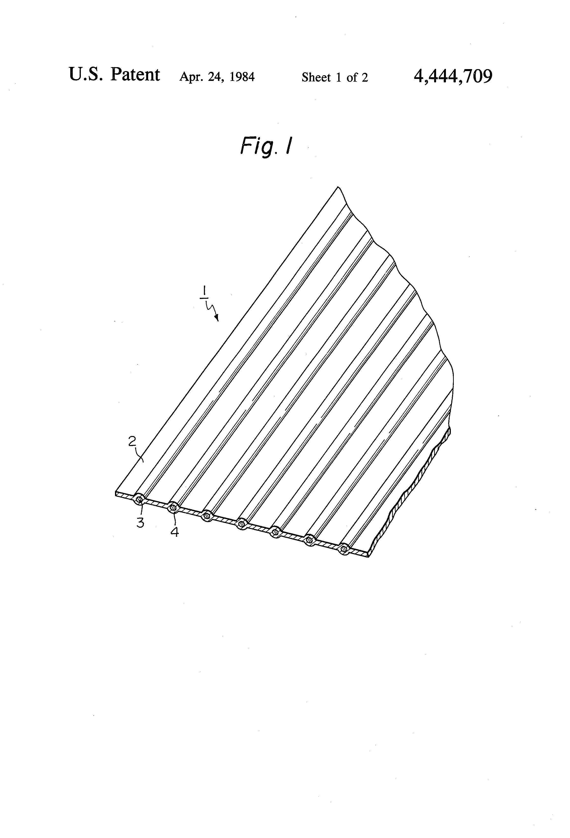 patent us4444709