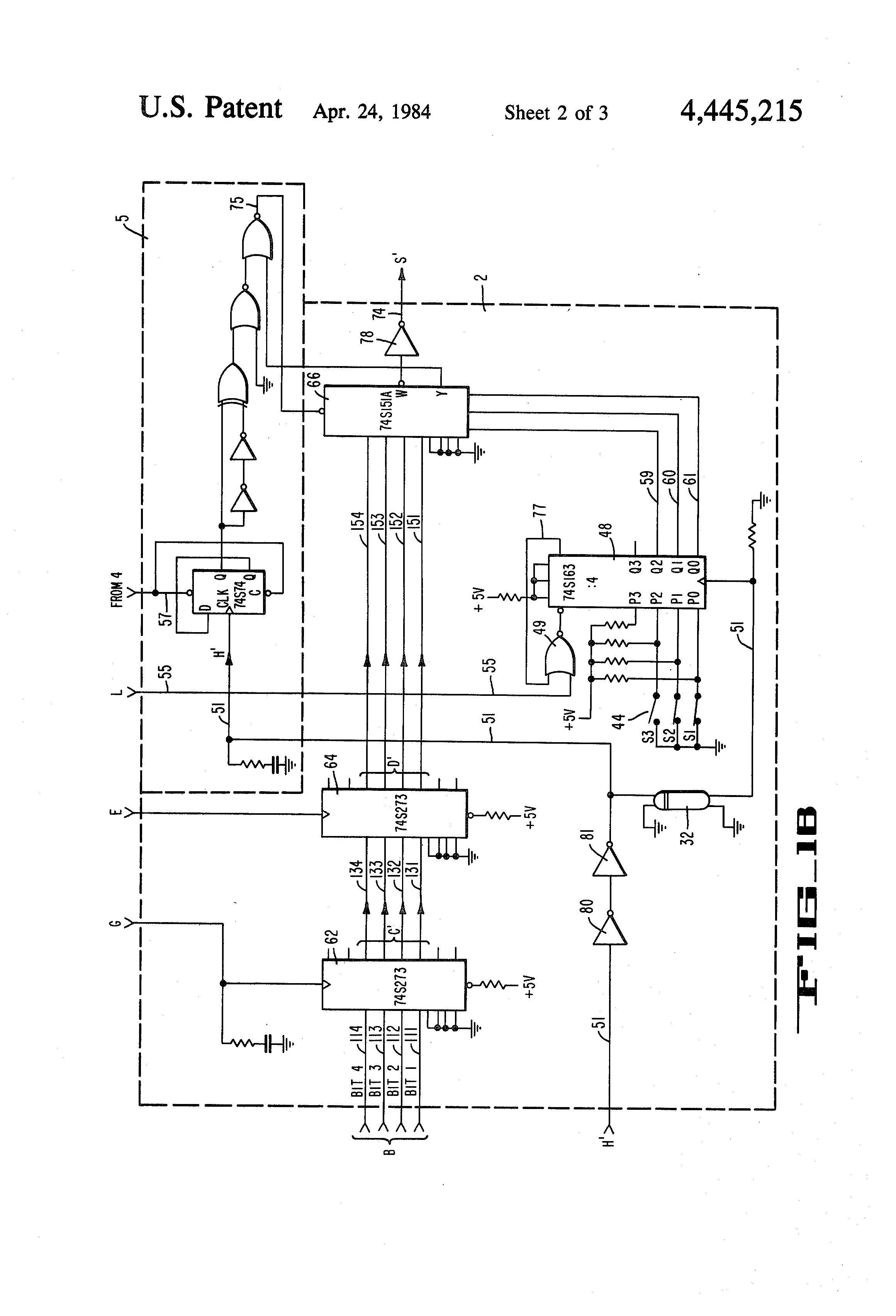 patent us4445215