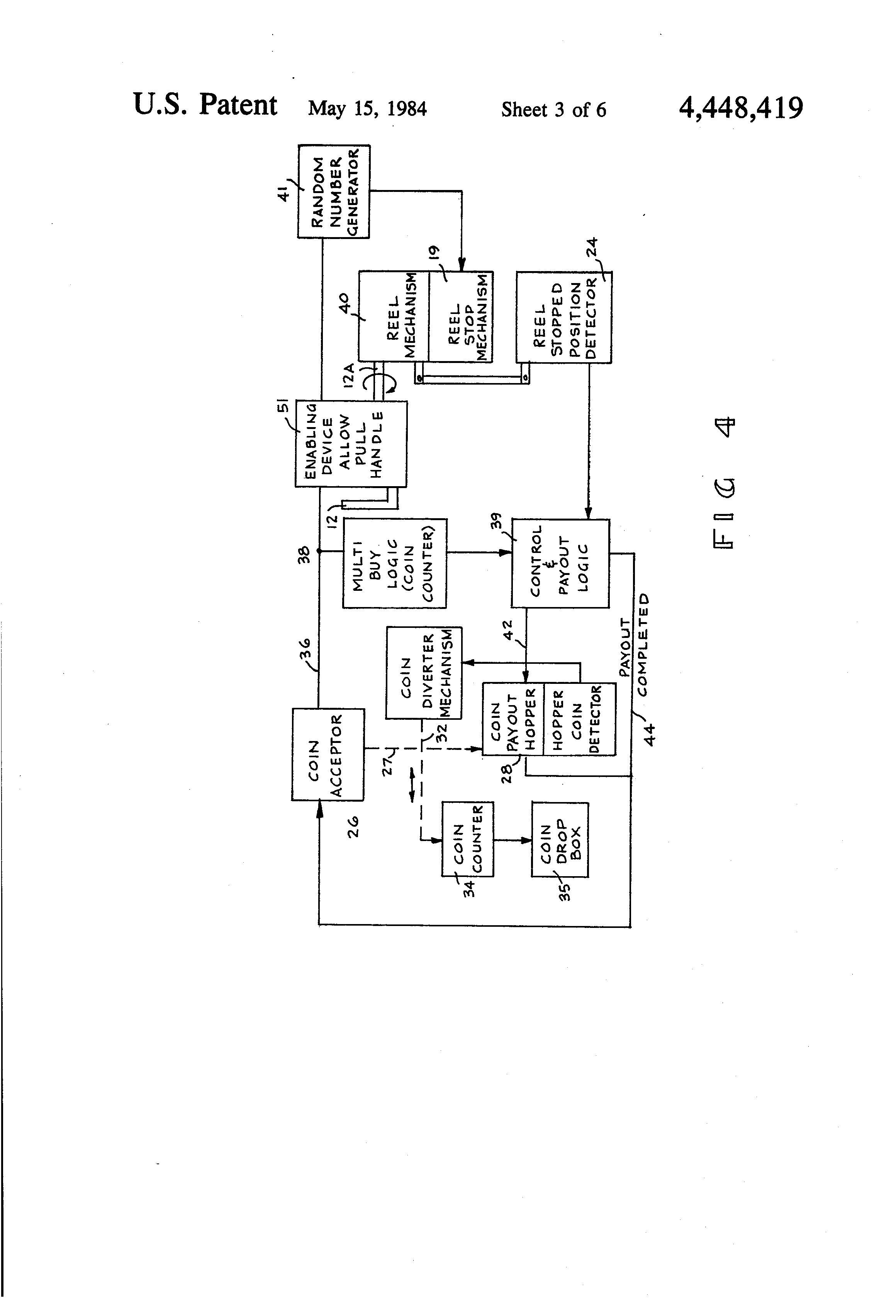 patent us4448419