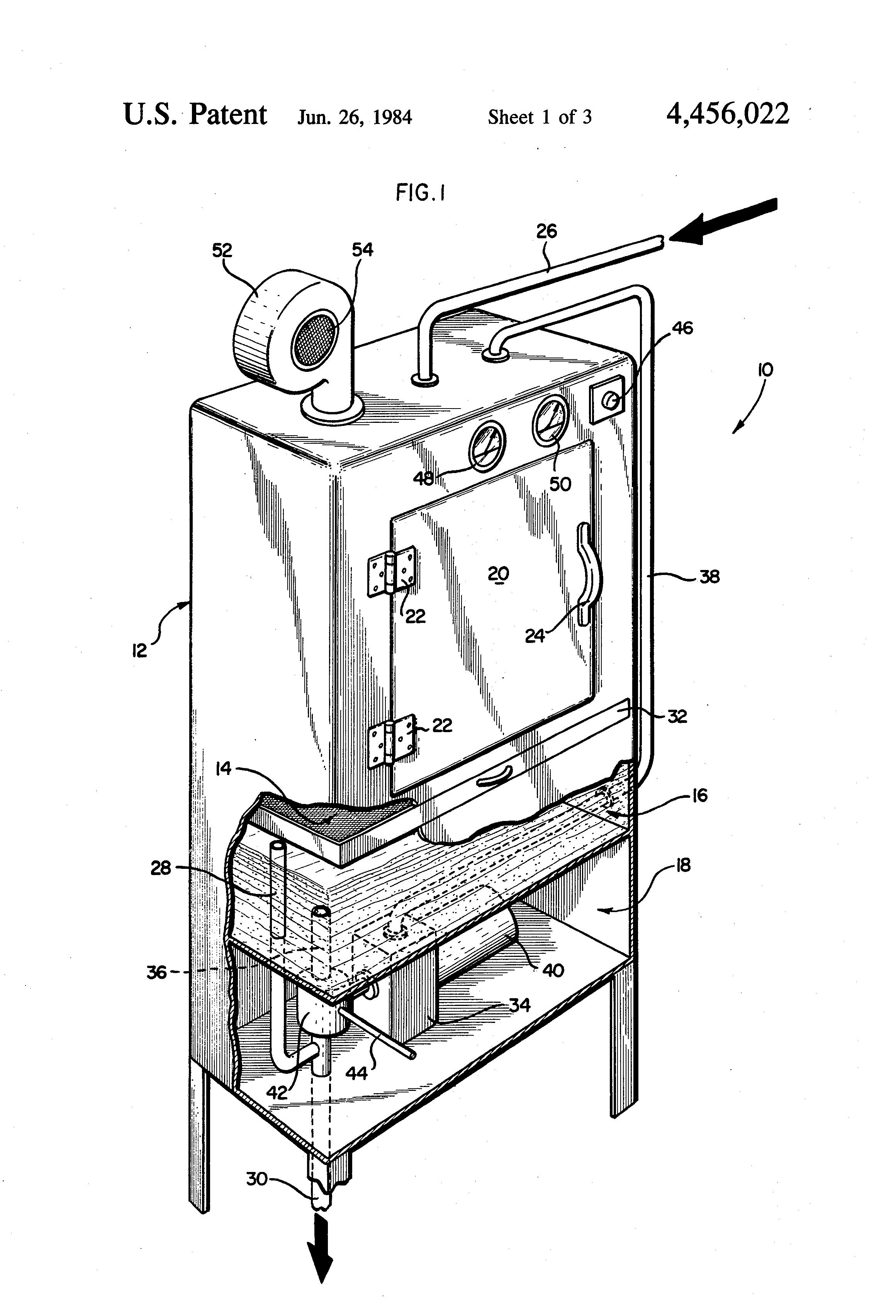 Patent Us4456022 Flatware Washing Machine Google Patents