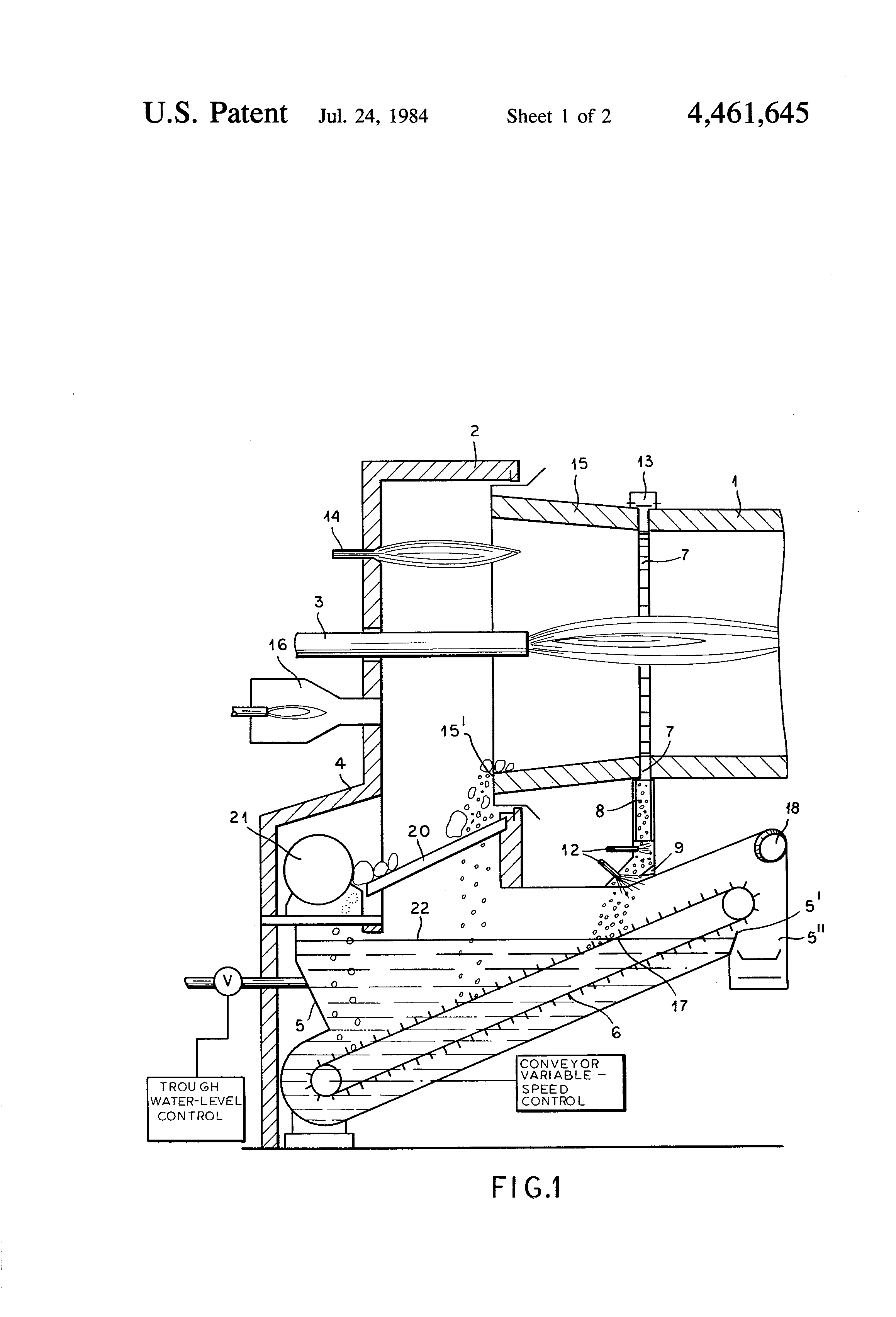 White Cement Clinker : Patent us method of and apparatus for the cooling