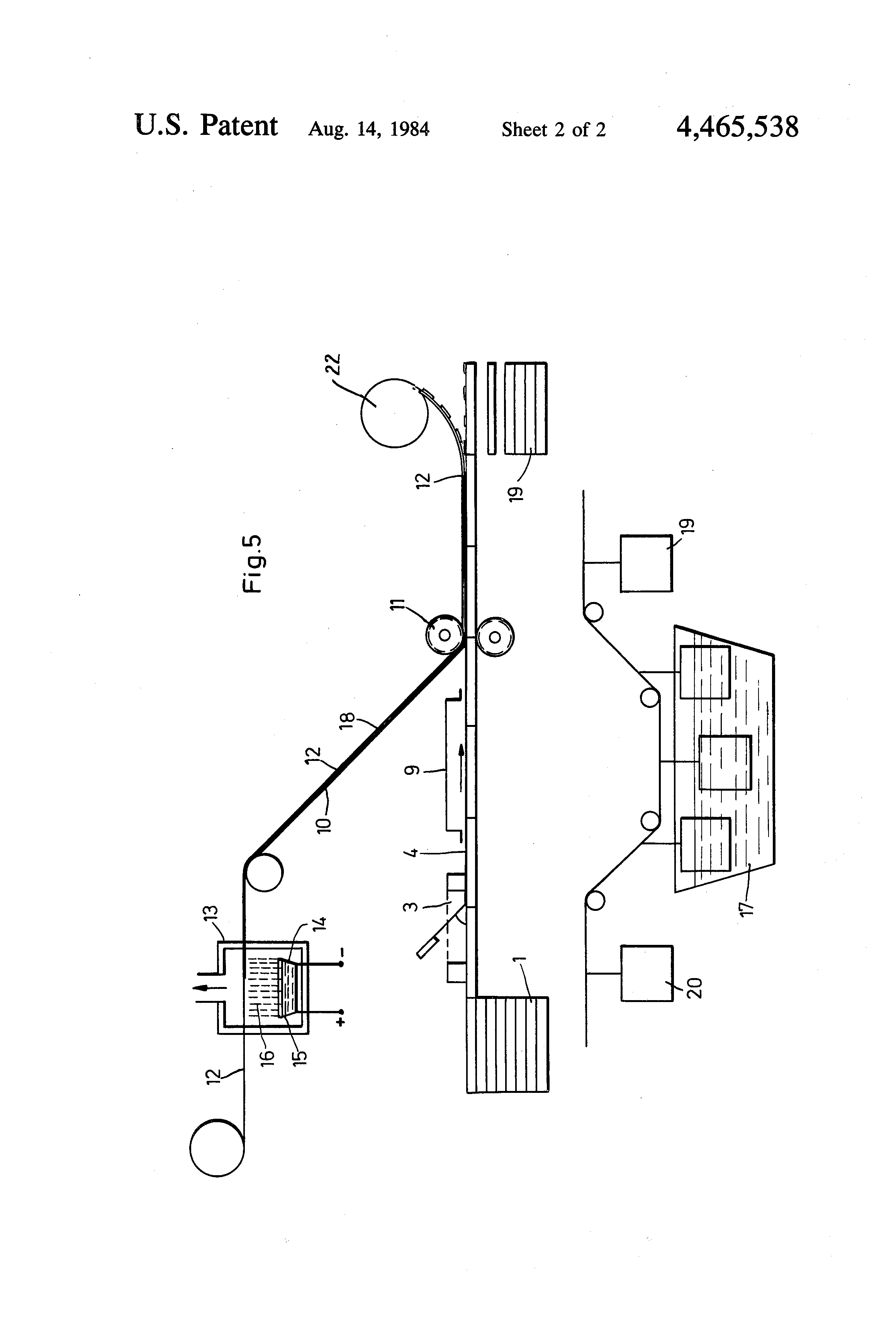 patent us4465538