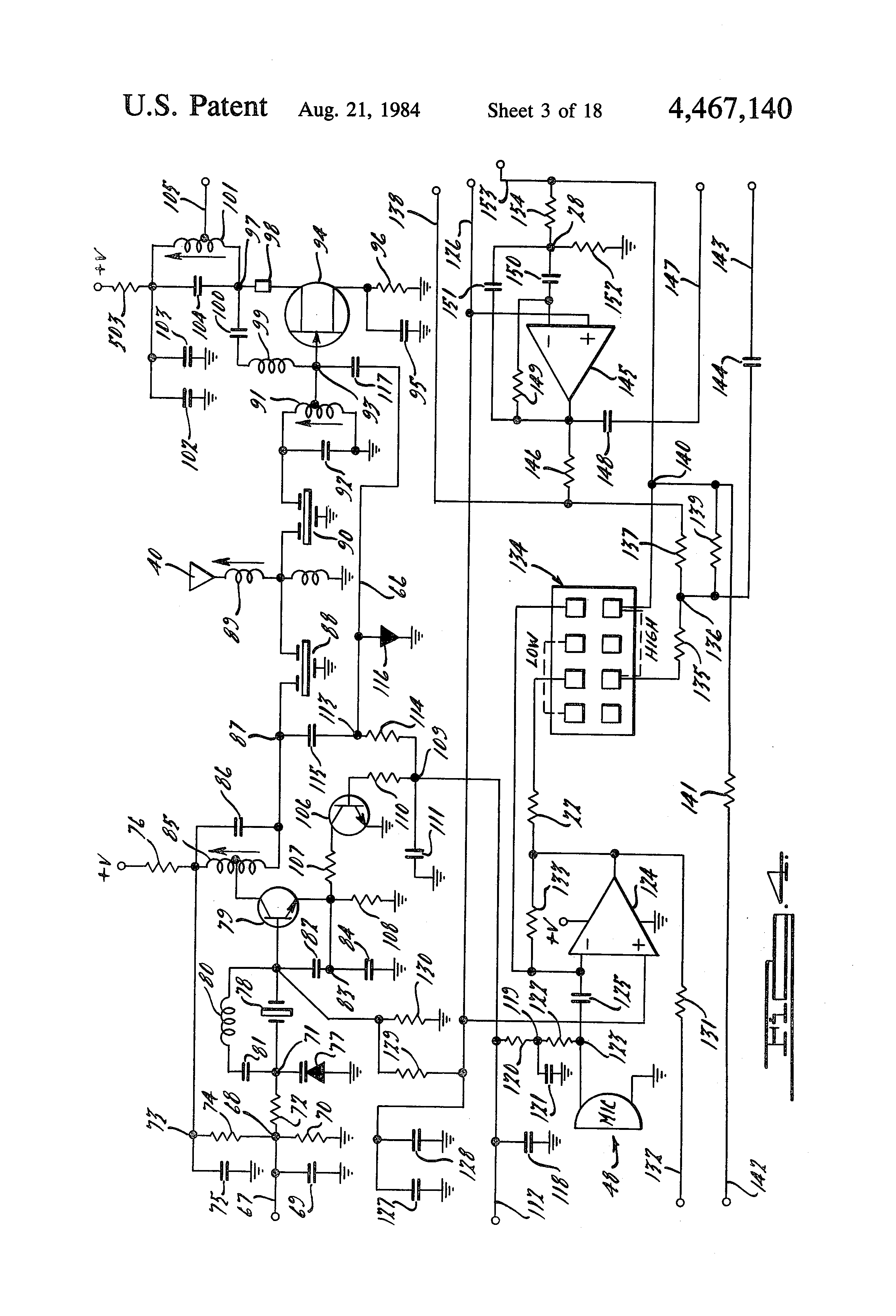 patent us4467140