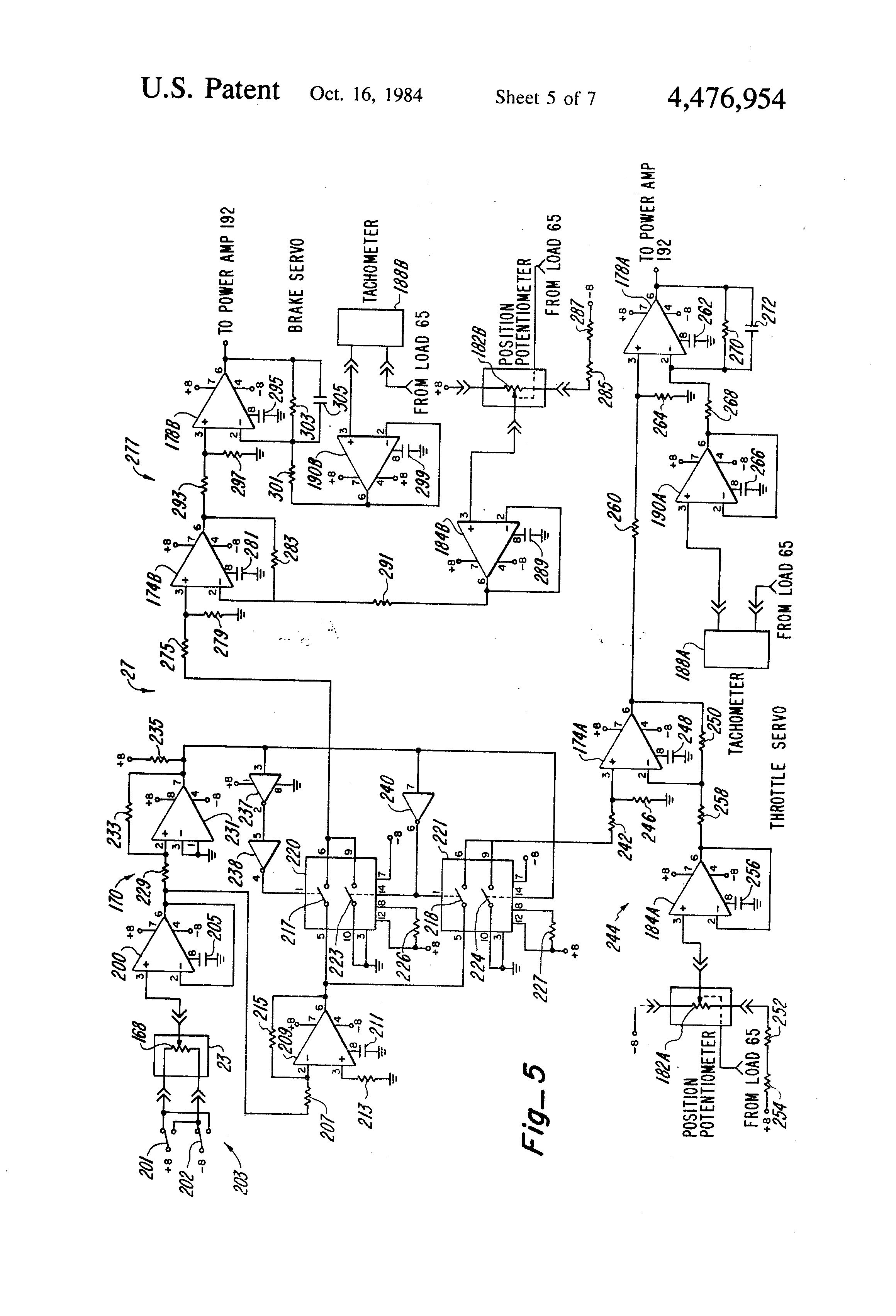 US4476954 5 john deere 8875 schematic wiring diagram simonand john deere 317 skid steer wiring diagram at gsmportal.co