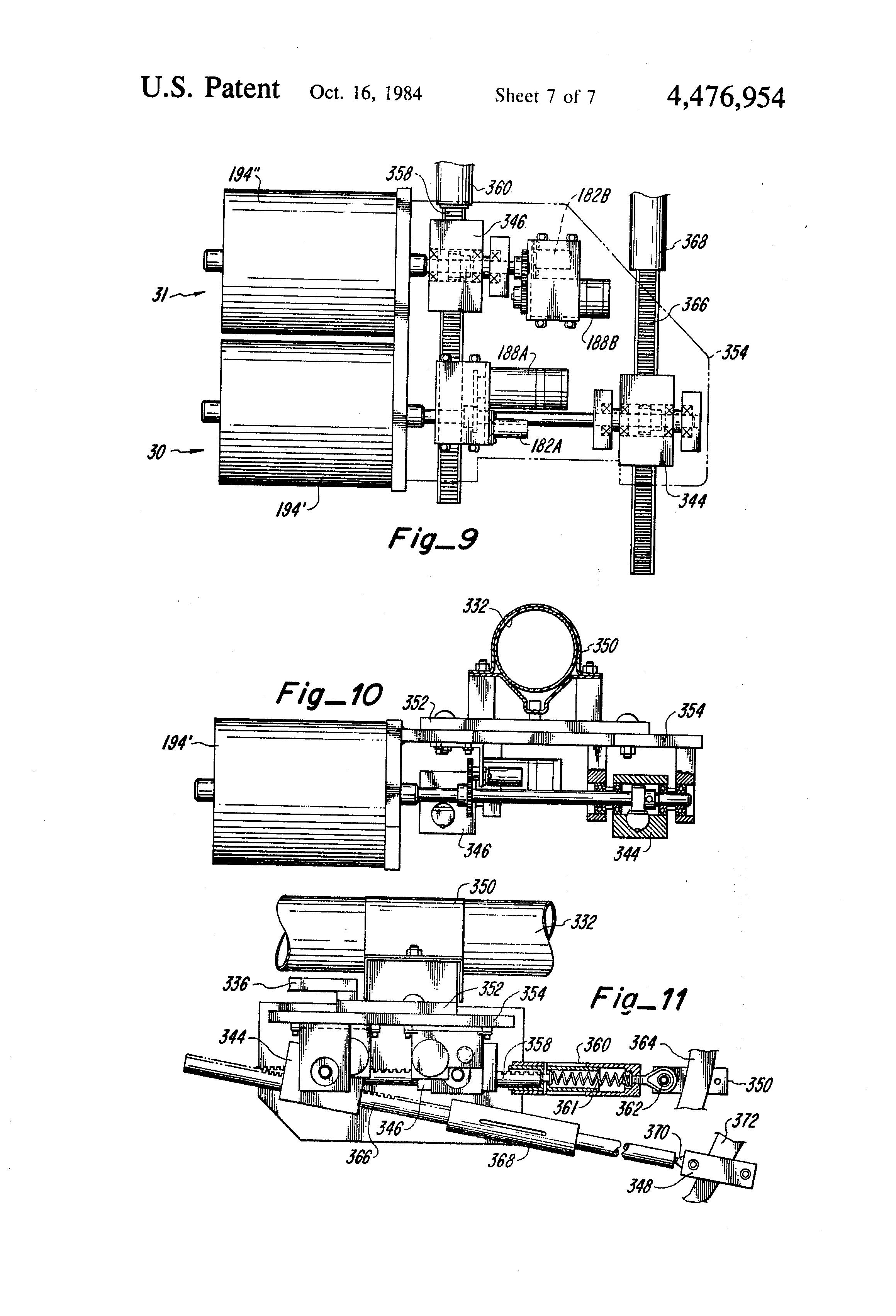 patent us4476954