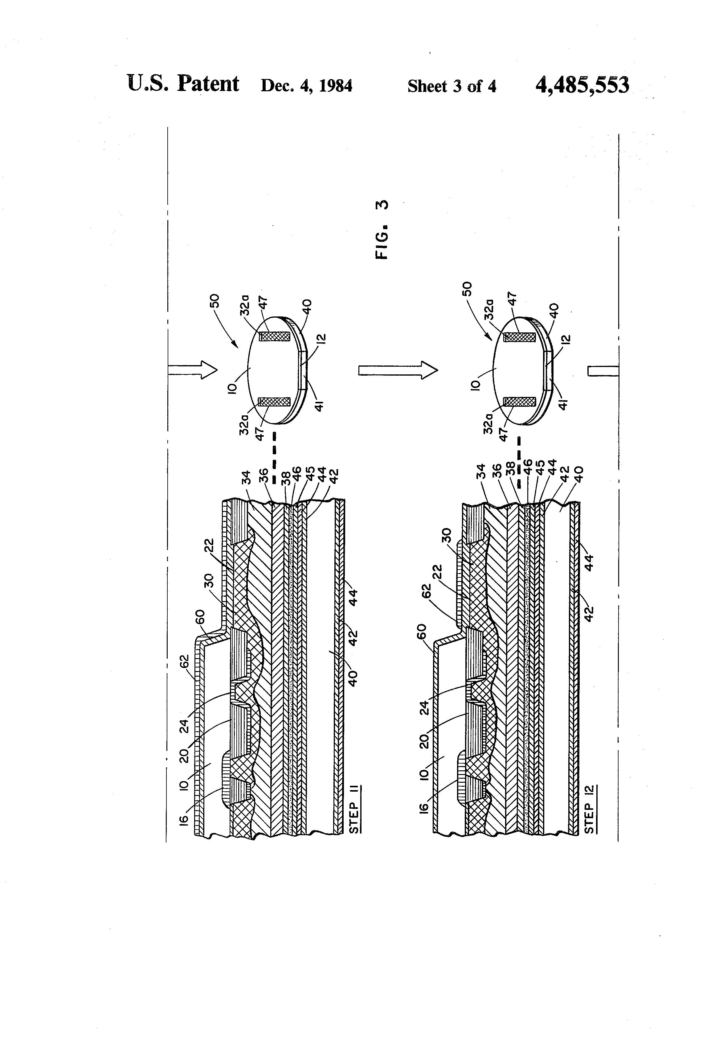 patent us4485553