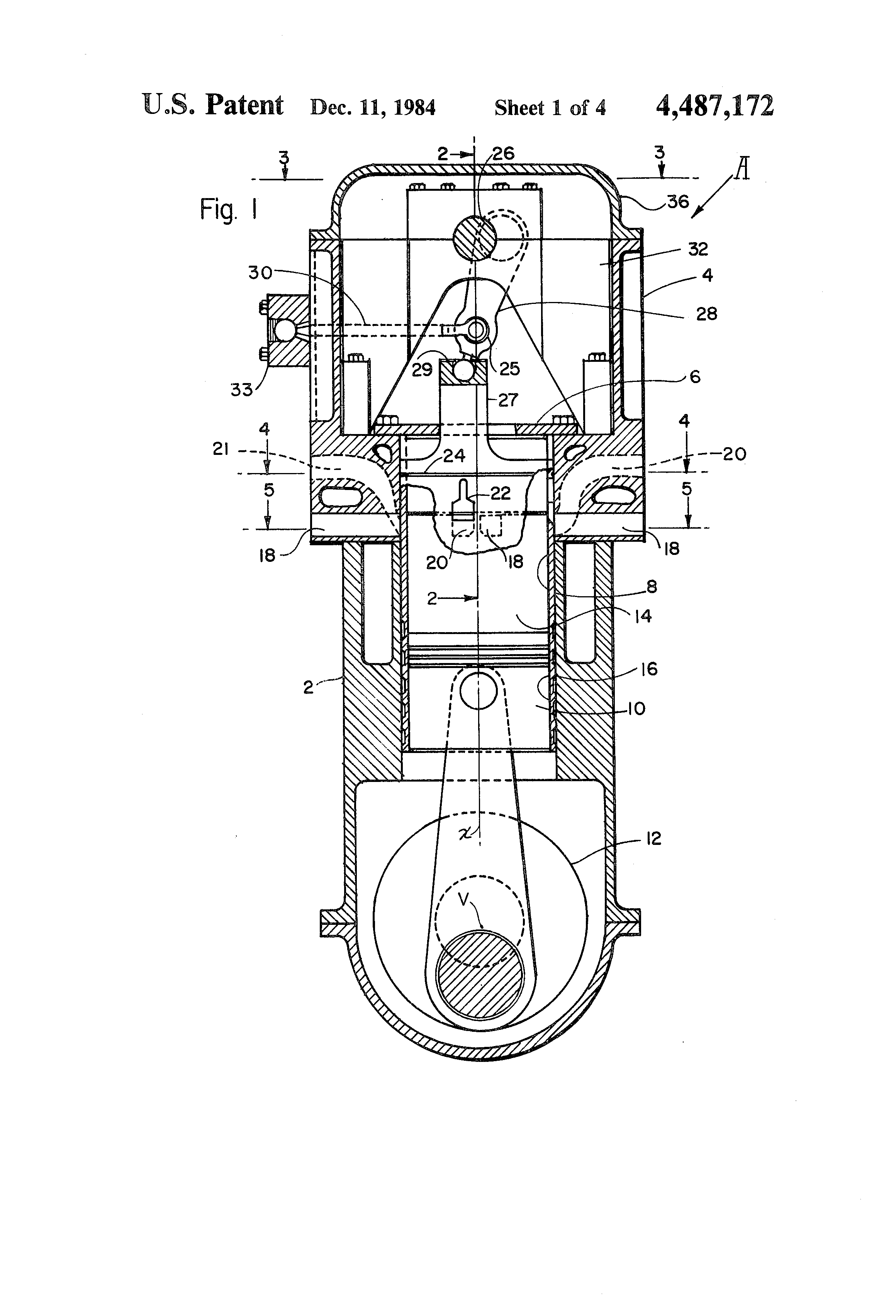 Dragster Engine Drawing Wiring And Engine Diagram