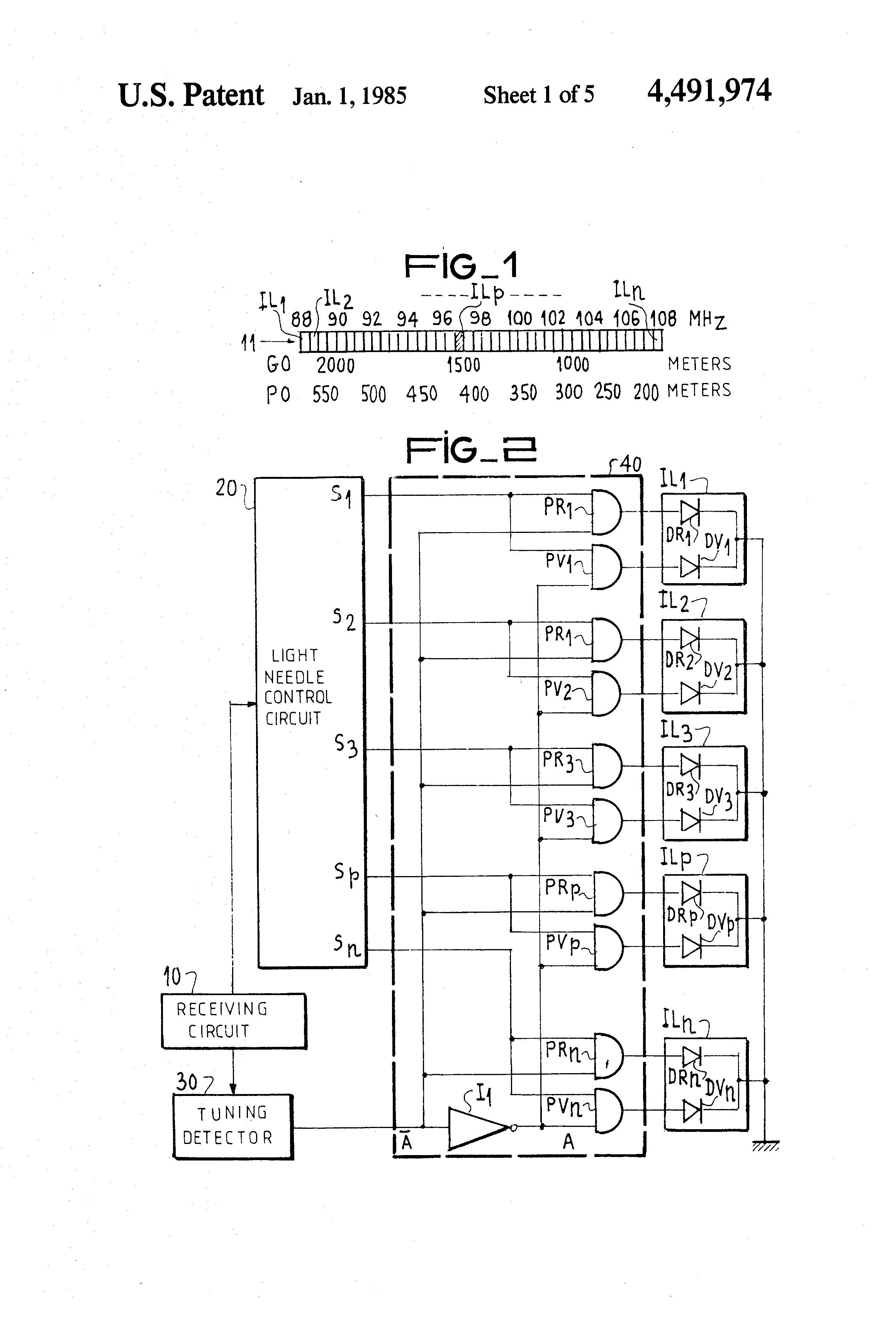 patent us4491974