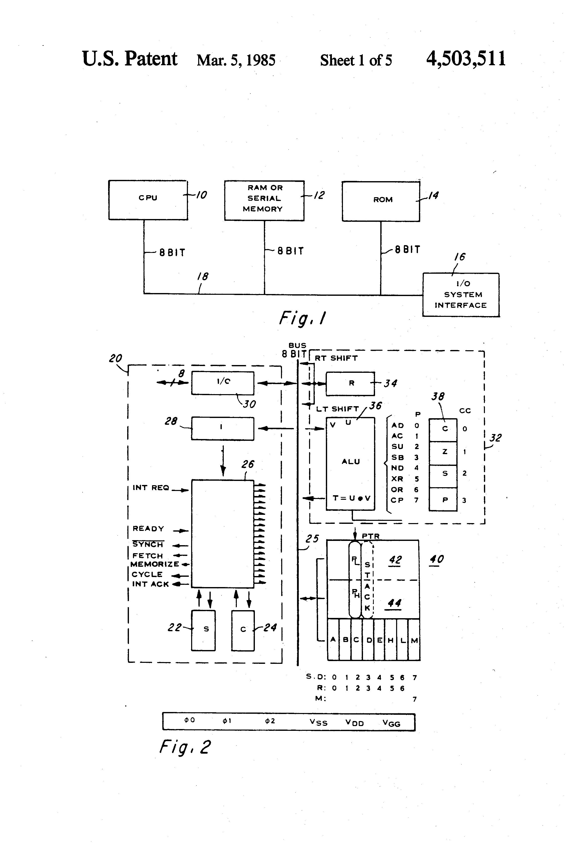 patent us4503511