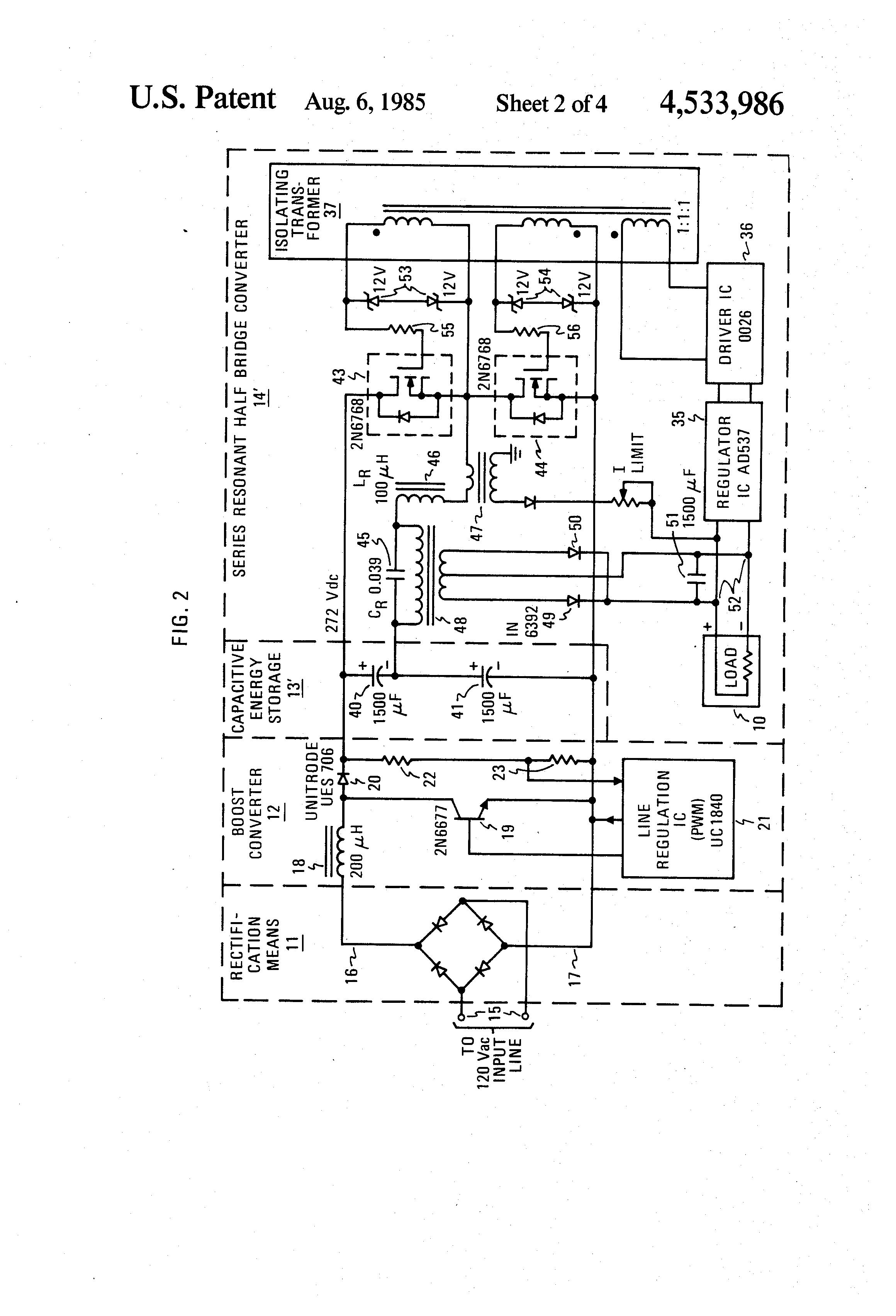 patent us4533986