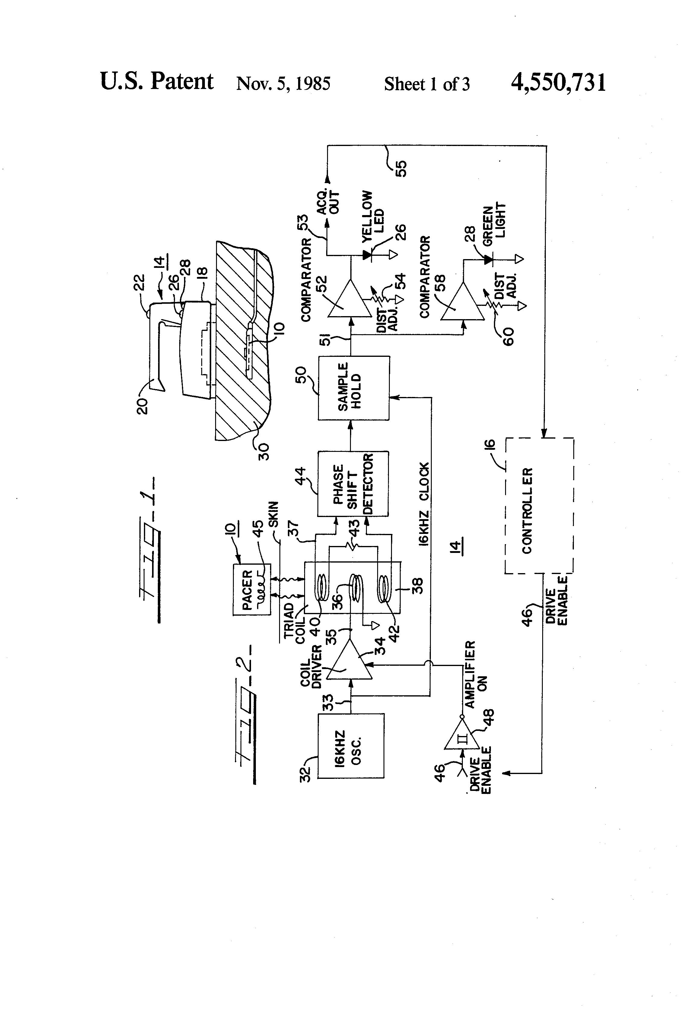 patent us4550731
