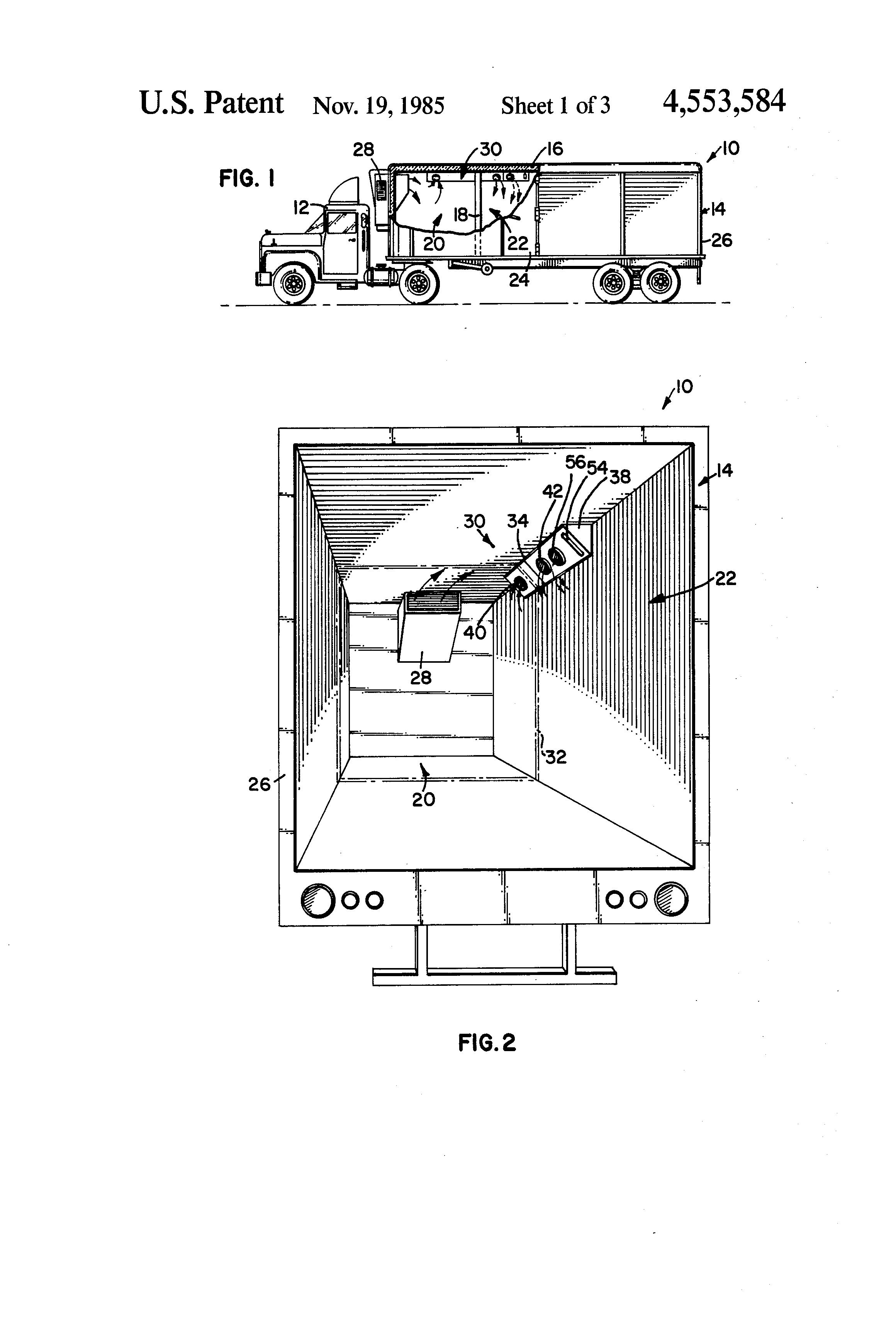 1991 international truck wiring diagram refrigerated truck wiring diagram kramer vanguard wiring ... refrigerated truck wiring diagram #10