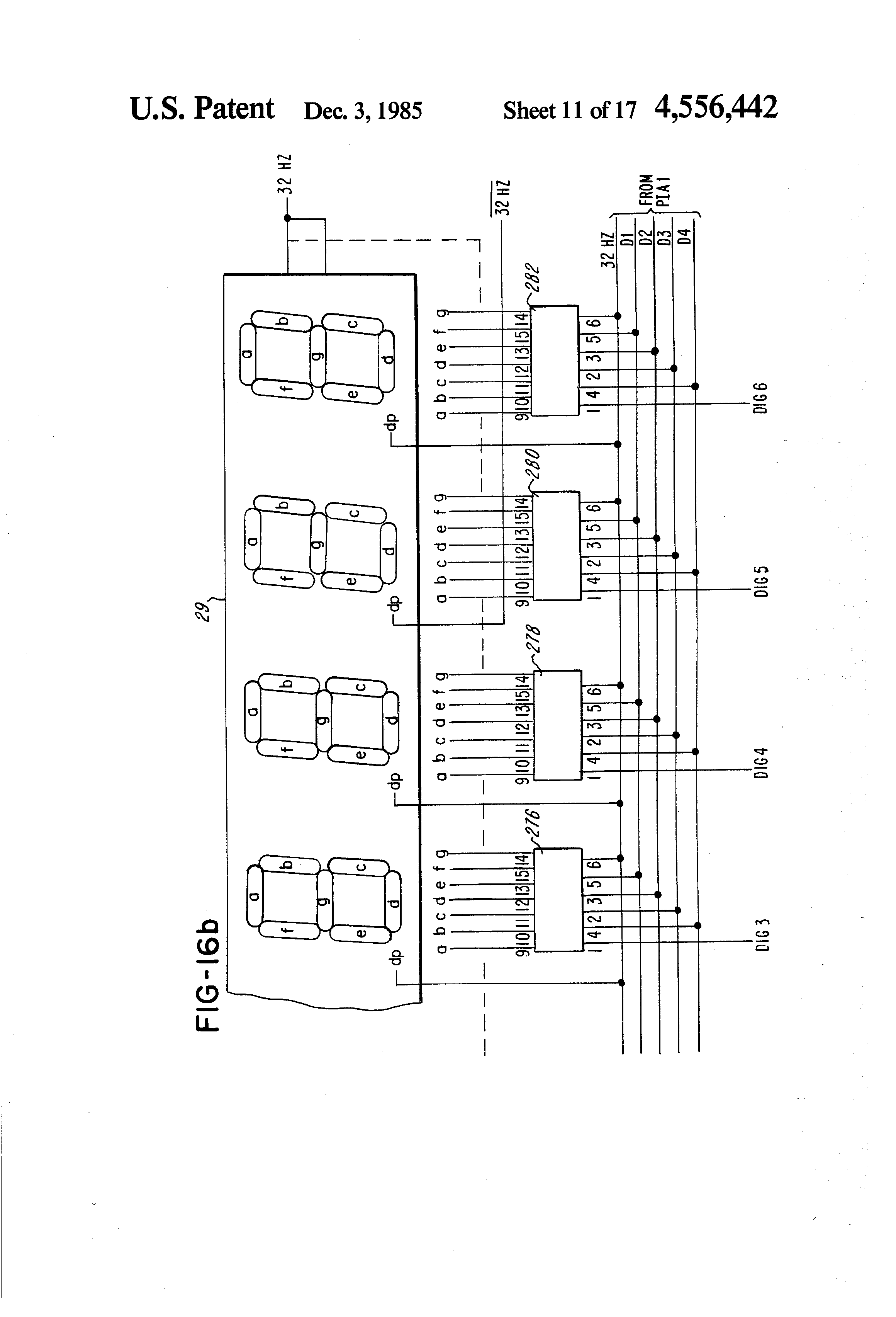 patent us4556442 - hand-held electrically selectable labeler