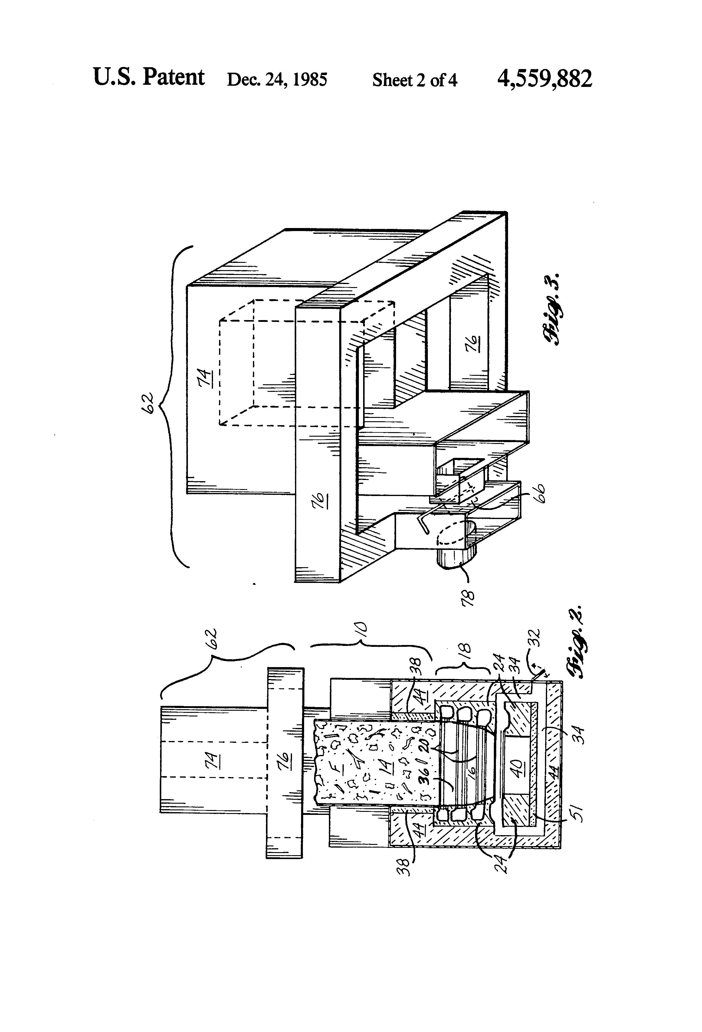 Patent Us4559882 Biomass Fueled Furnace Google Patents