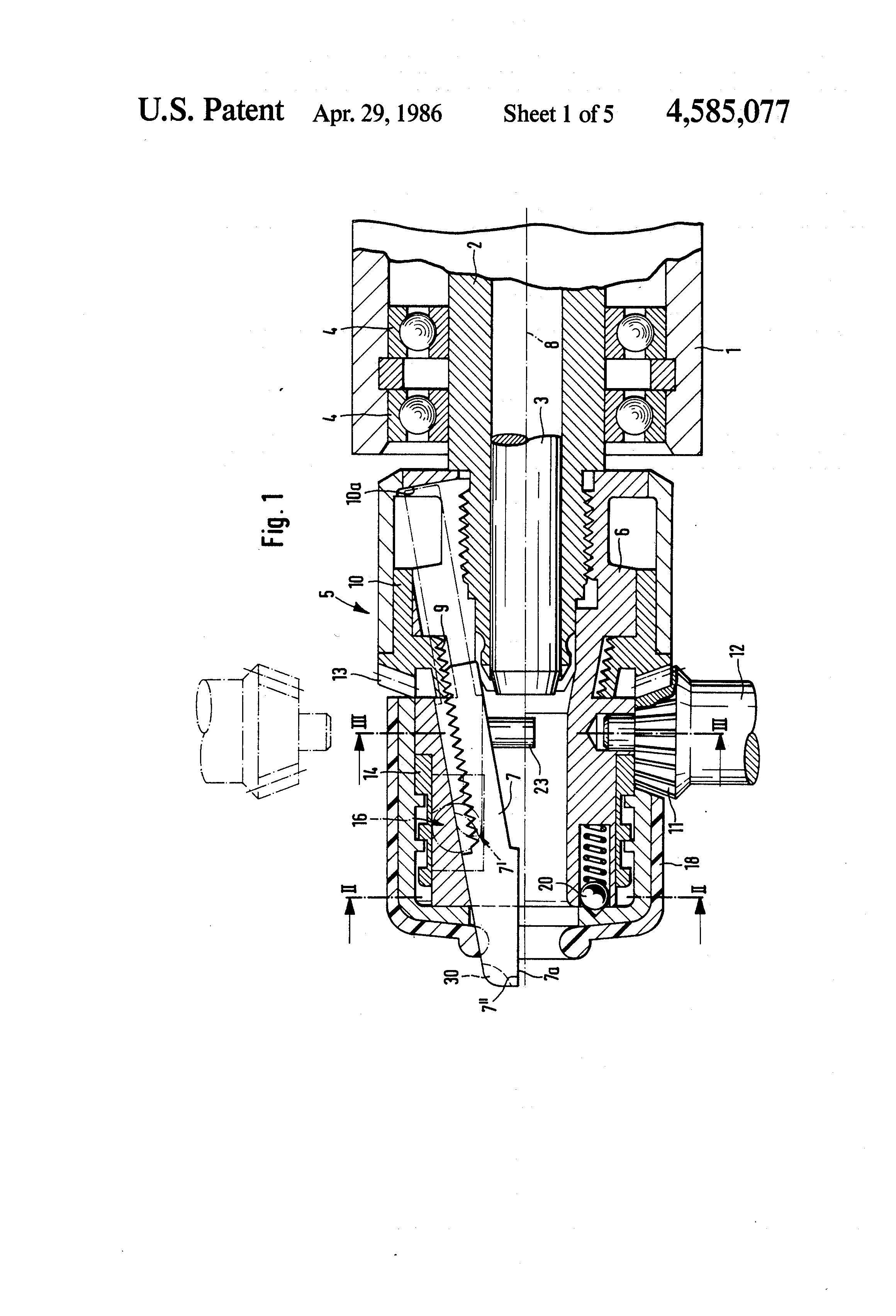 patent us4585077