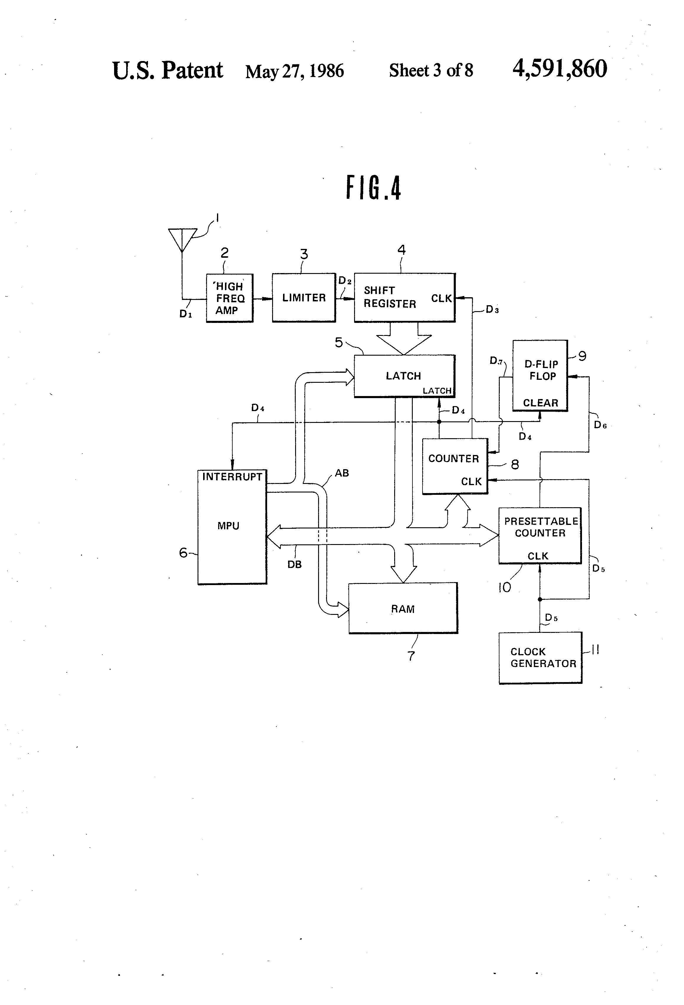 patent us4591860 loran c receiver google patentsloran c block diagram #17