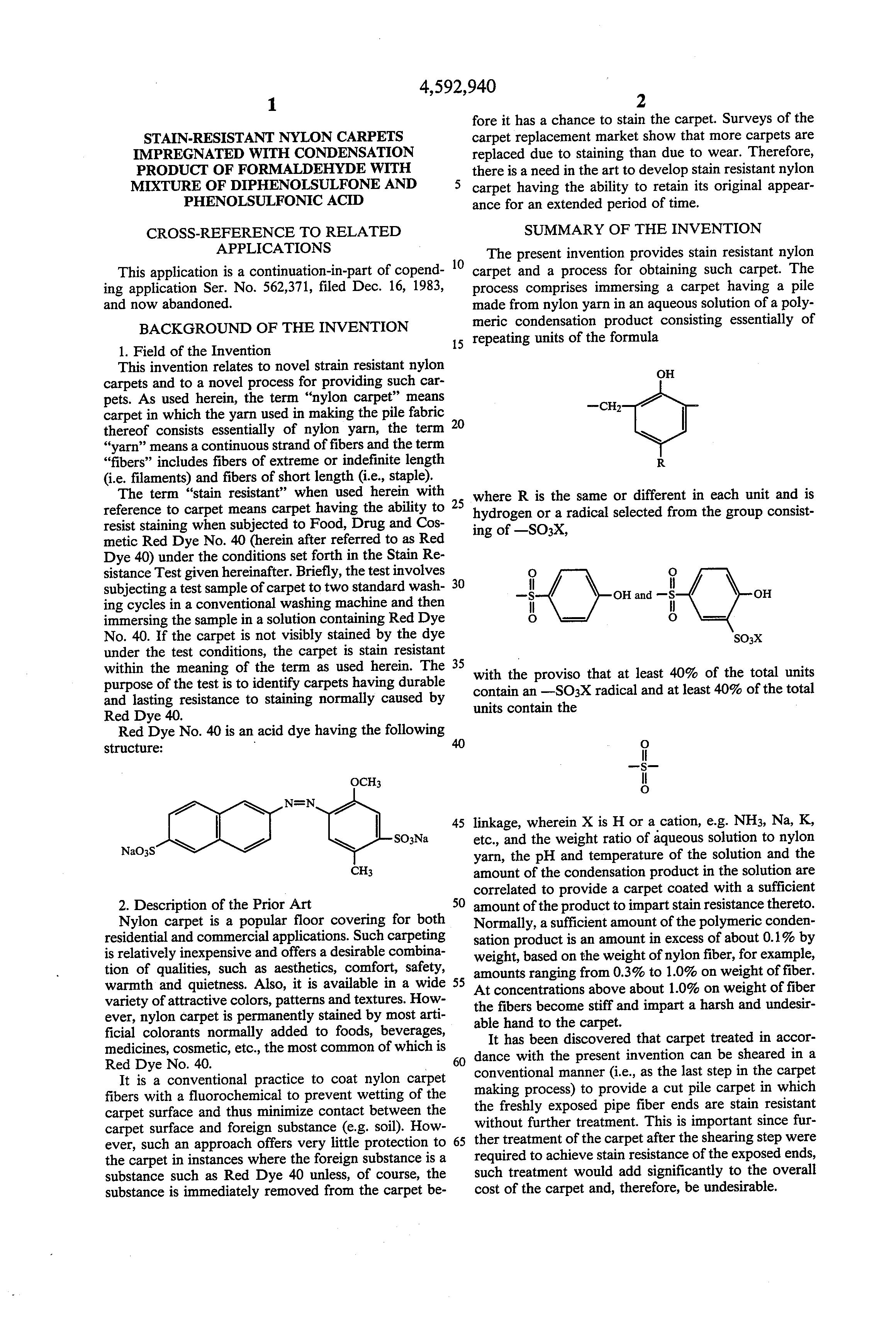 Resistance Nylon Is Less 33