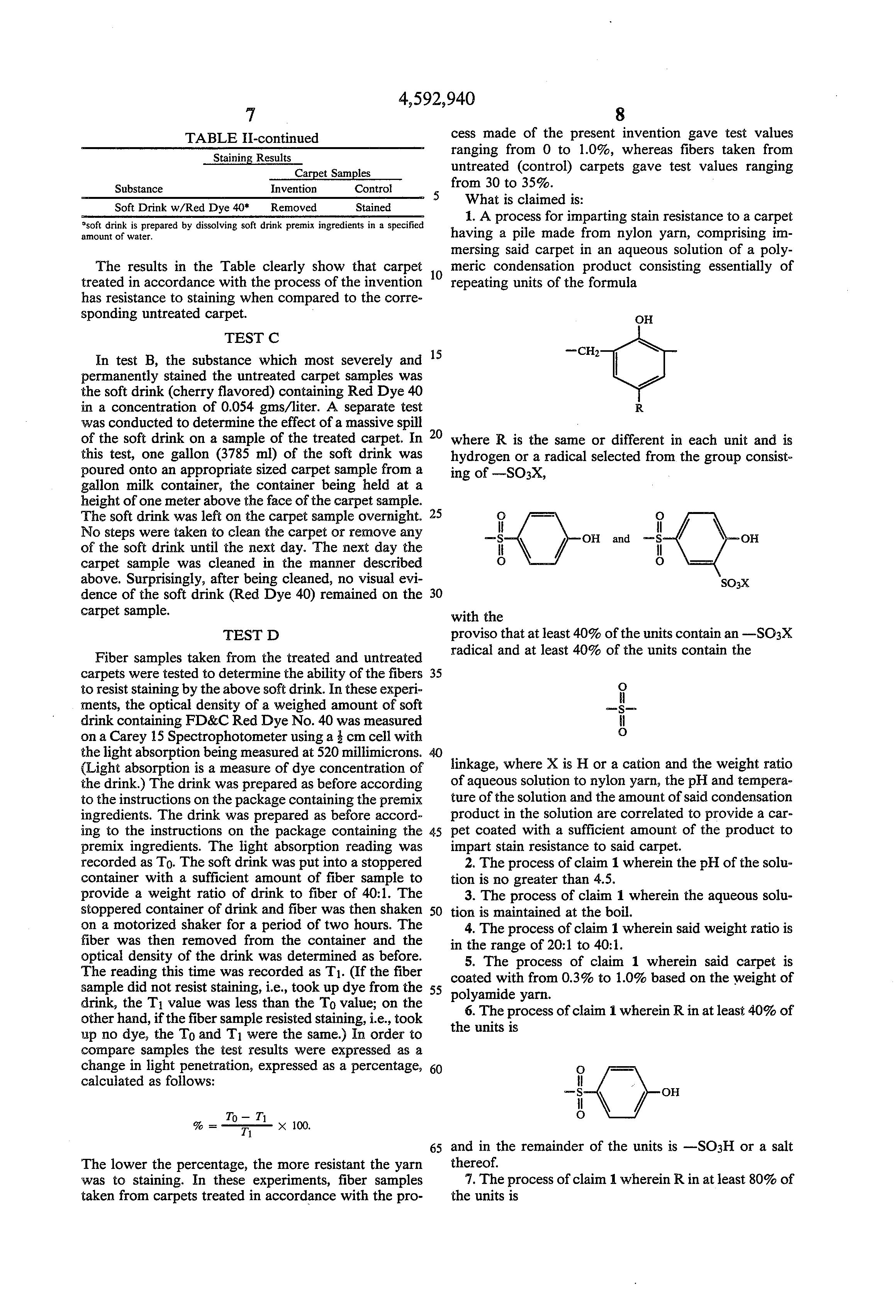 Resistance Nylon Is Less 49