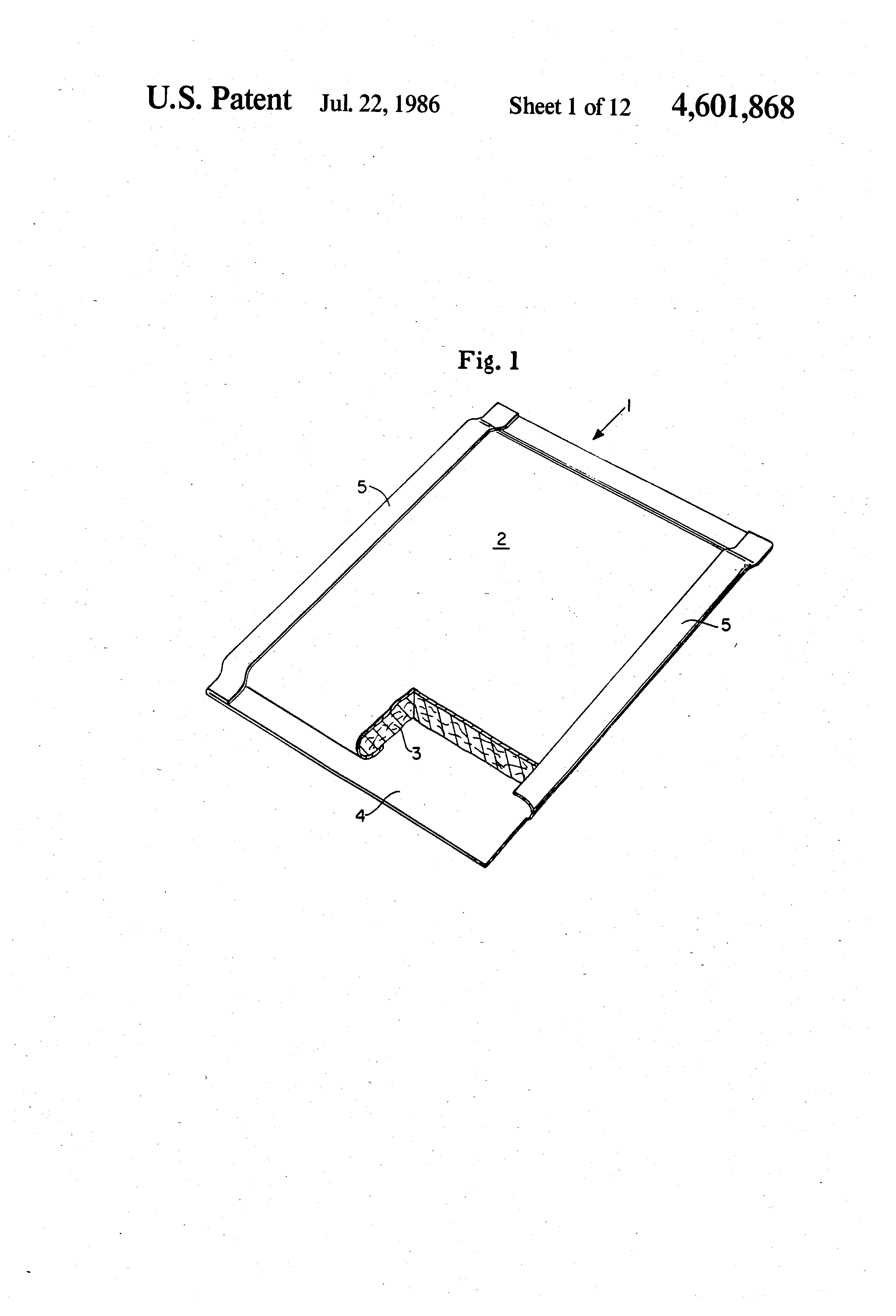 Patent Us4601868 Method Of Imparting A Three Dimensional Fiber 1986 Ford 460 Vacuum Diagram Drawing