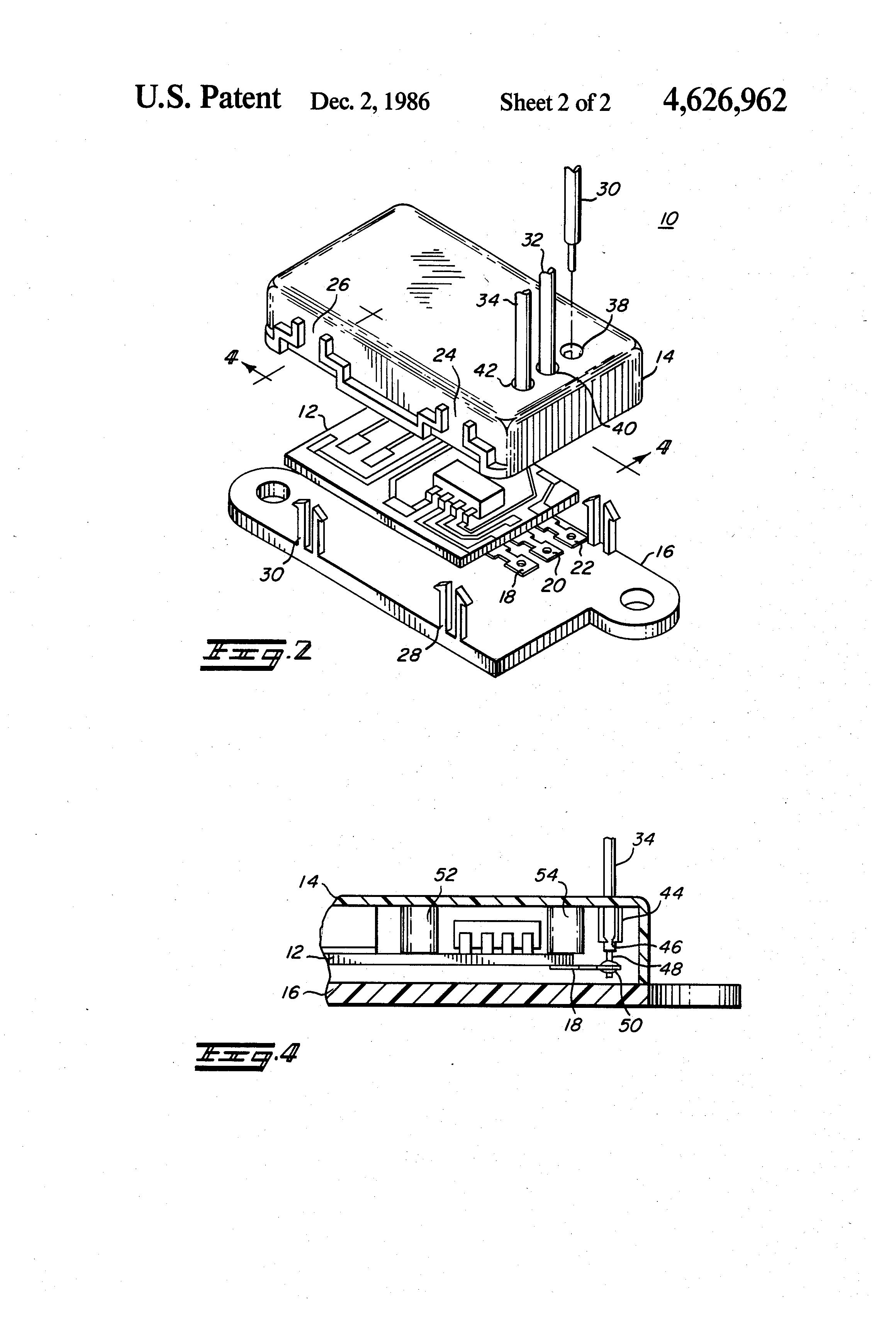 patent us4626962