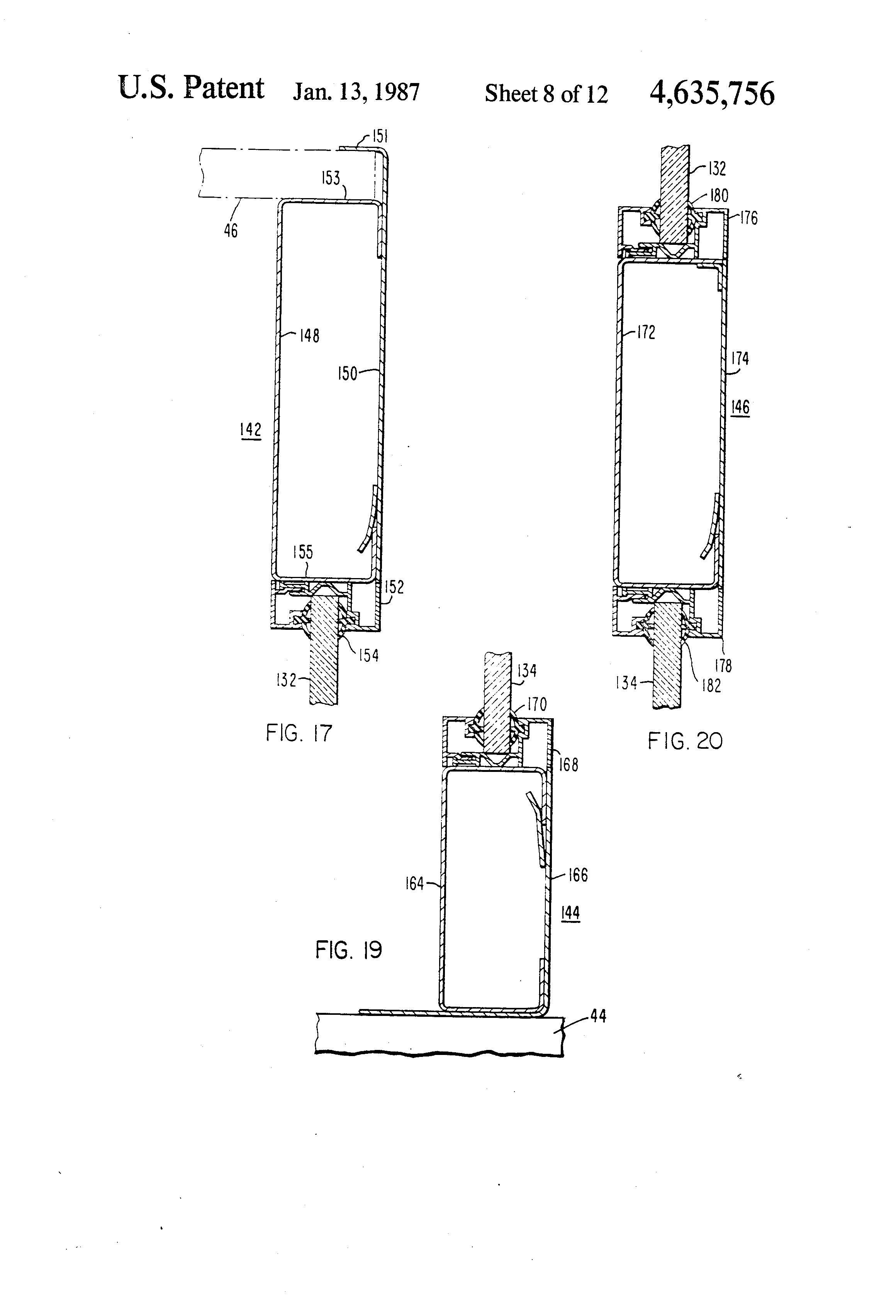 patent us4635756 - elevator cab