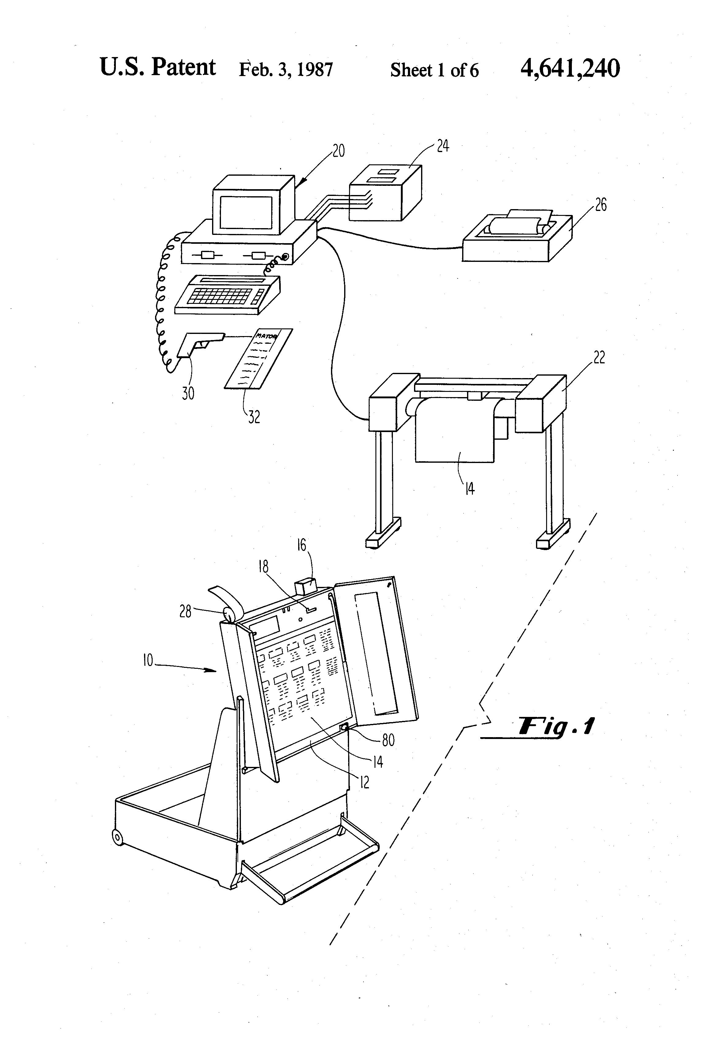 electronic voting machine manipulation