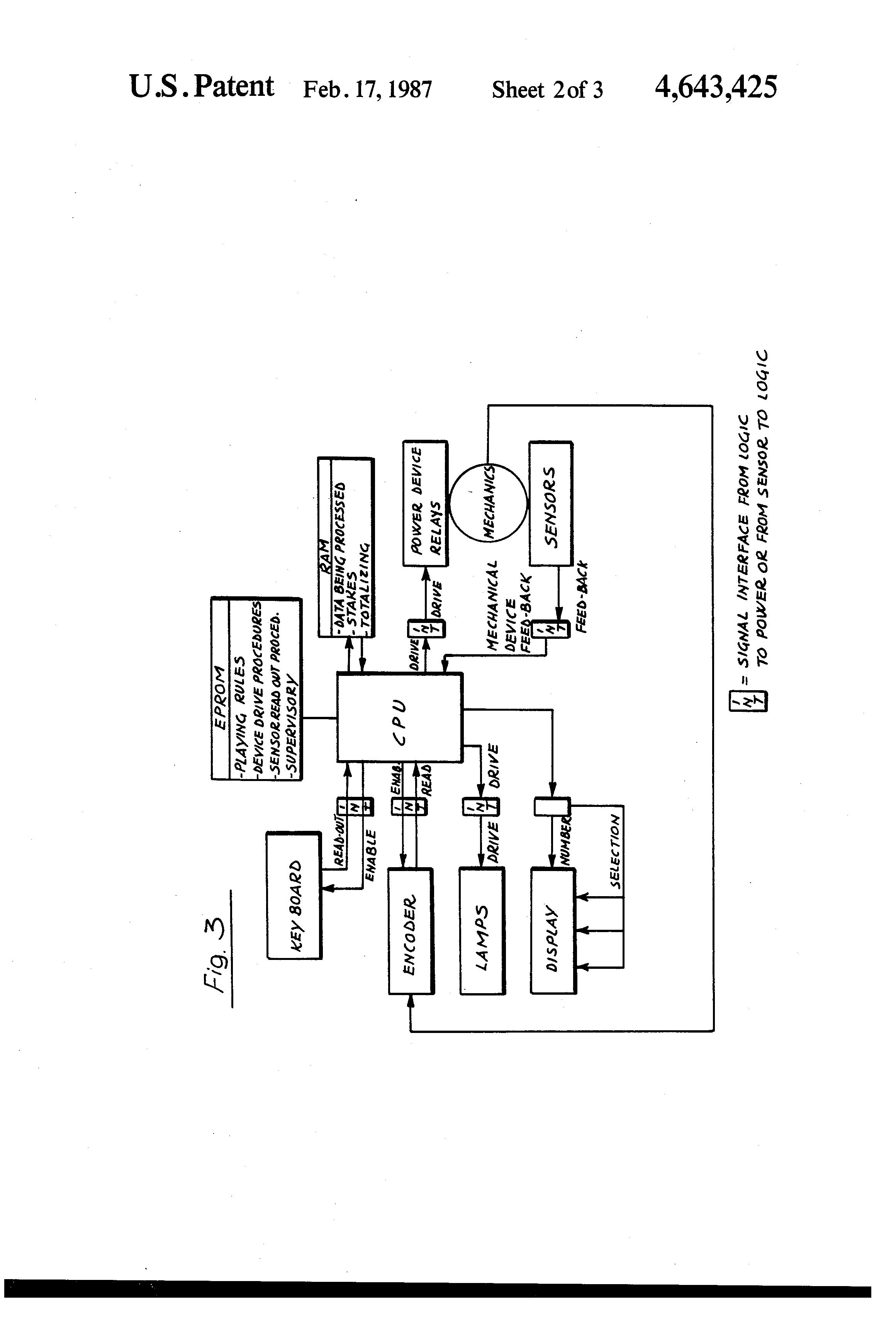 patent us4643425