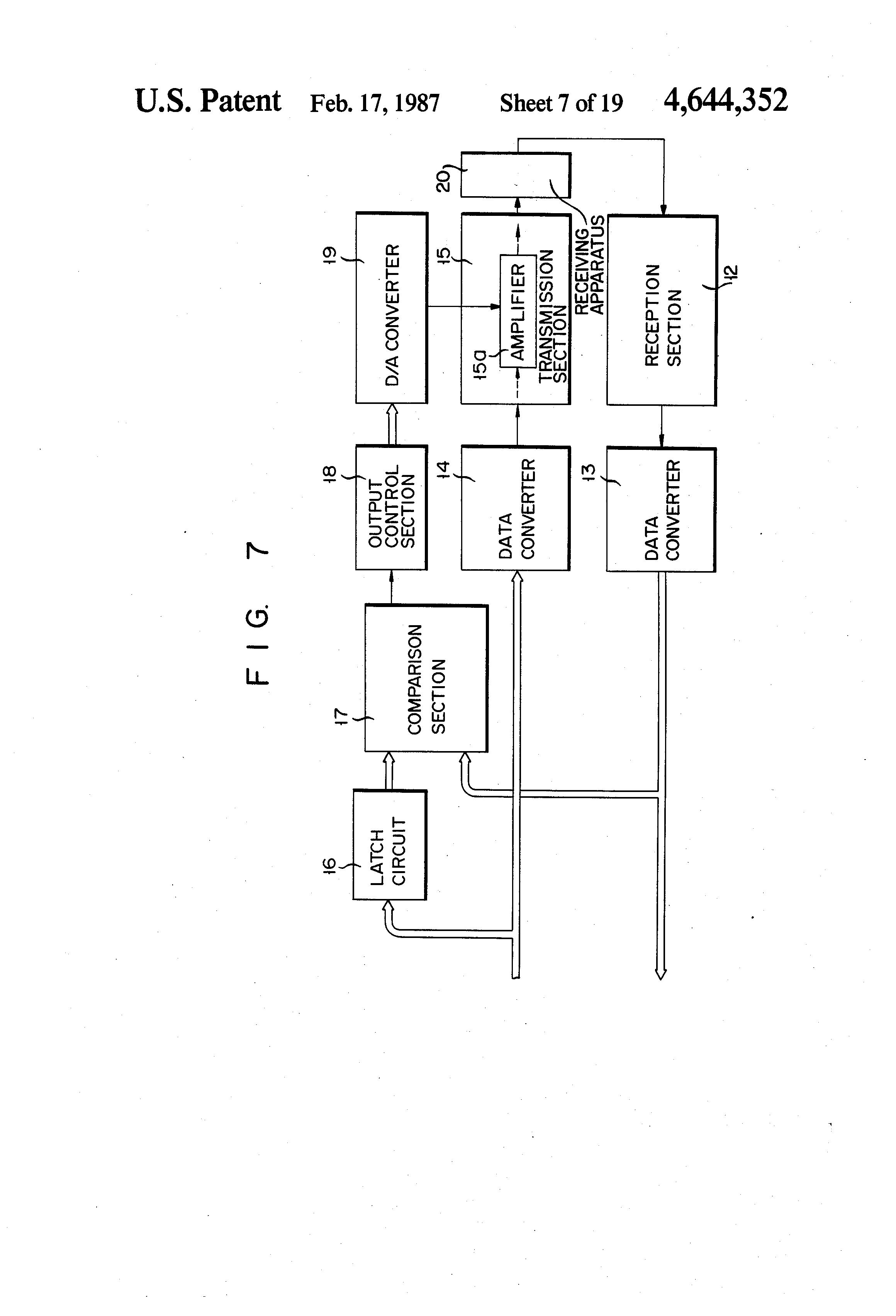 patent us4644352