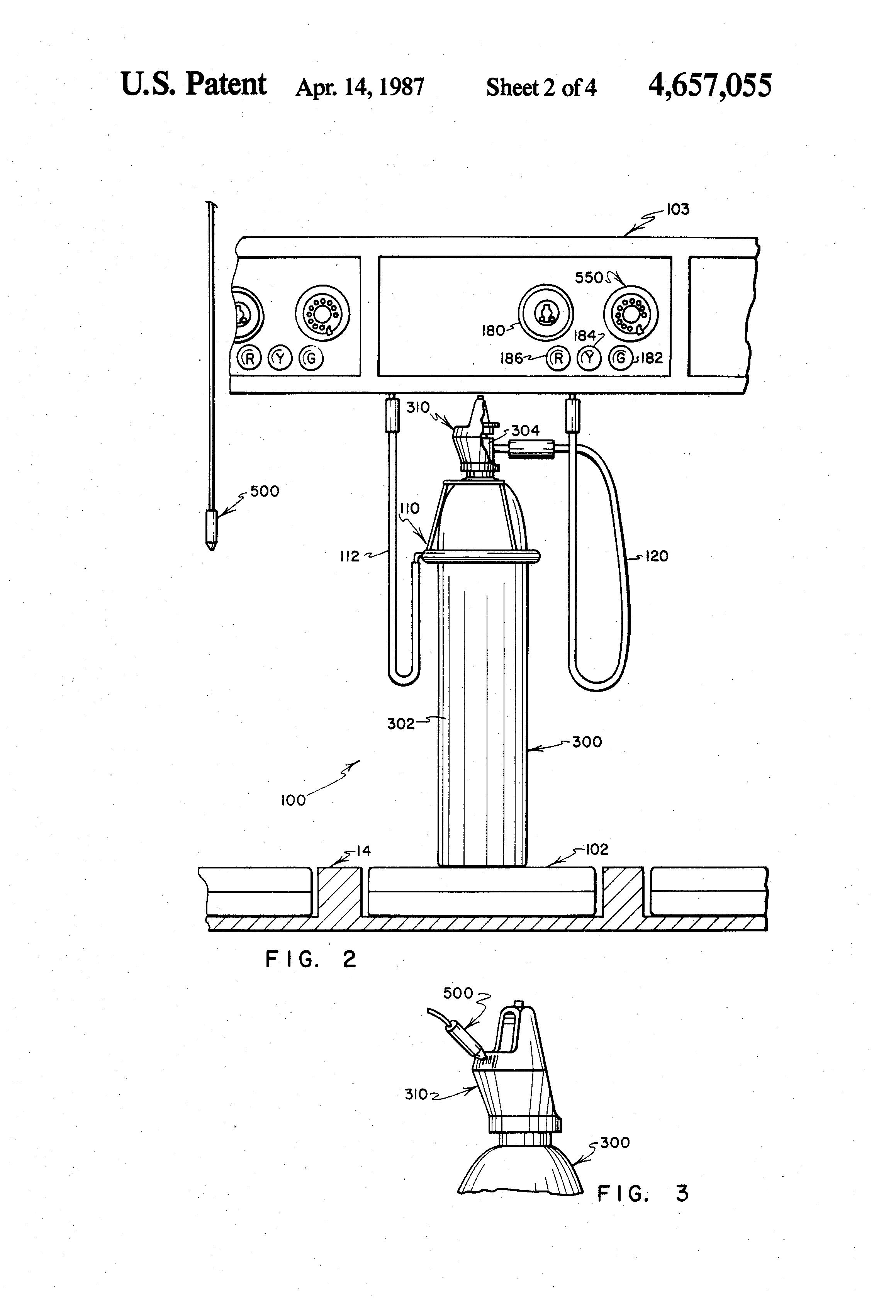 patent us4657055 filling of acetylene cylinders google. Black Bedroom Furniture Sets. Home Design Ideas