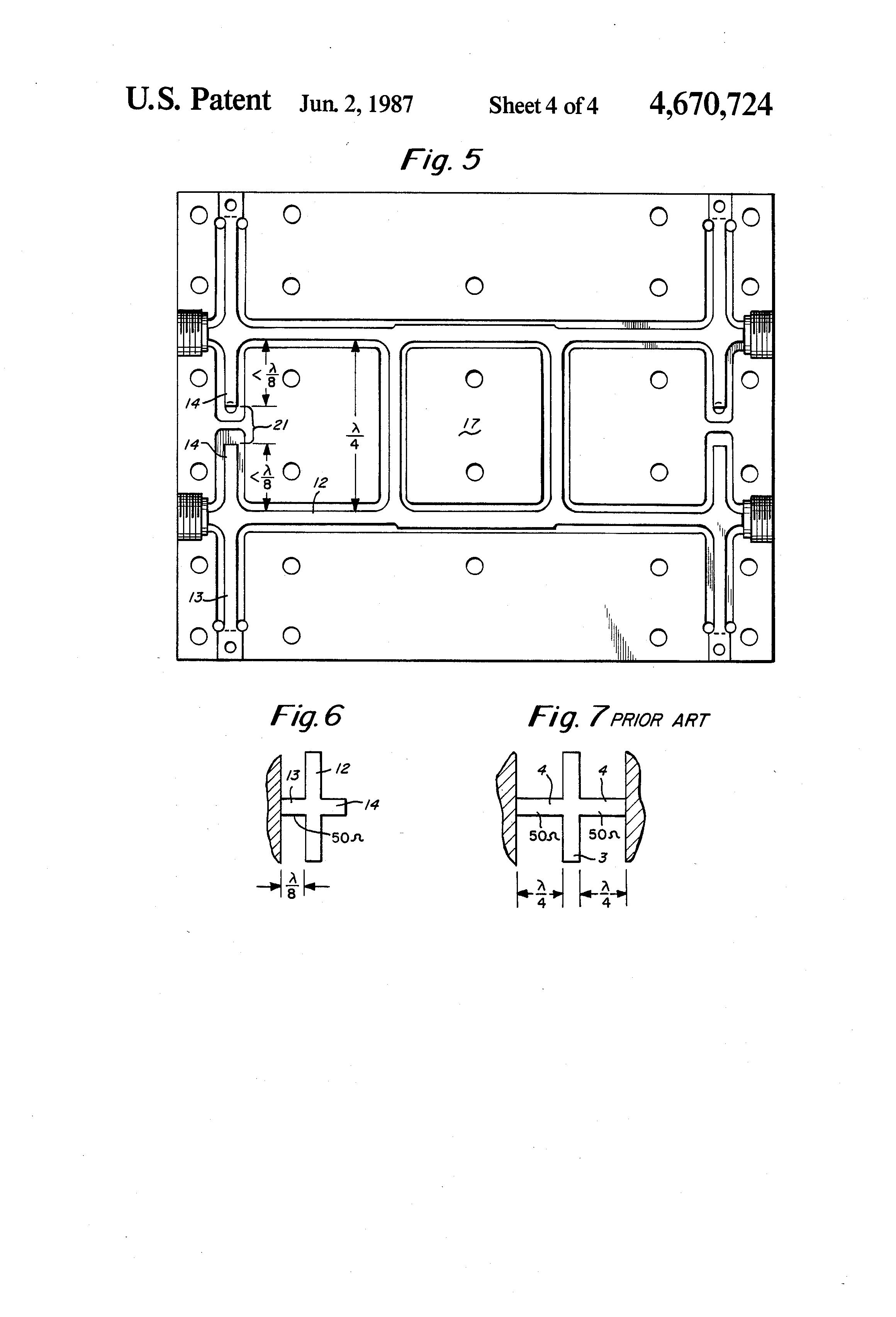 patent us4670724