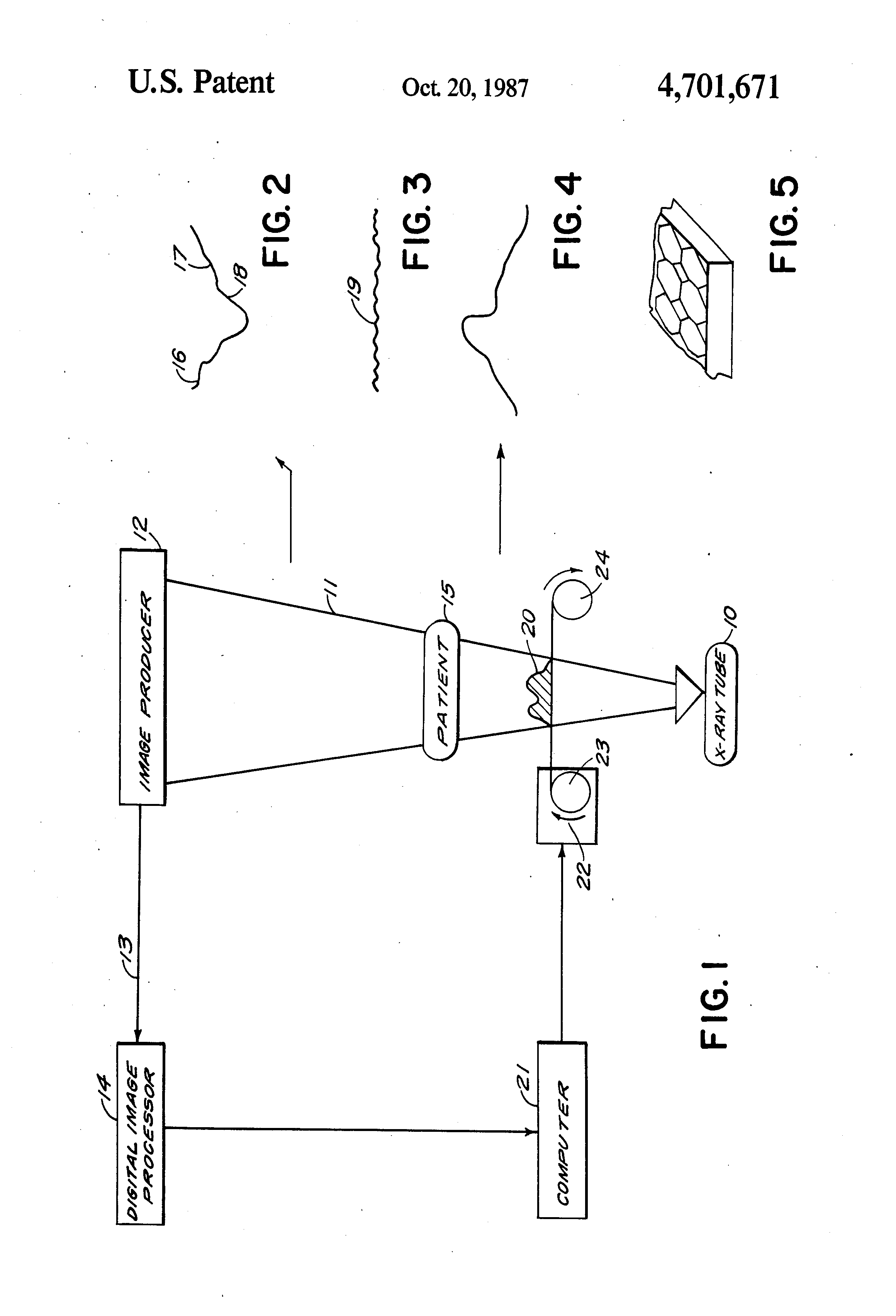 Patent Us4701671 High Frequency Oscillator Inverter Ballast 4 Light Wiring Diagram Parallel Drawing