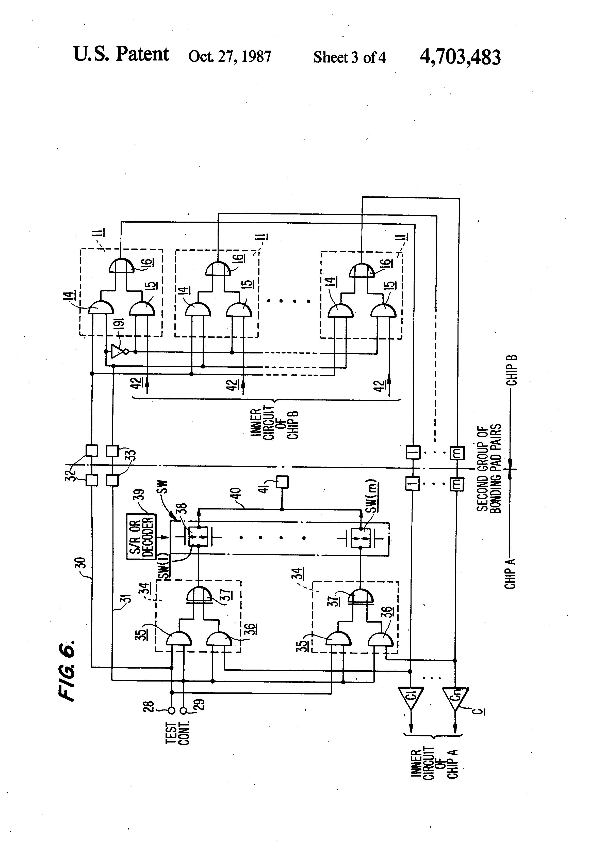 patent us4703483