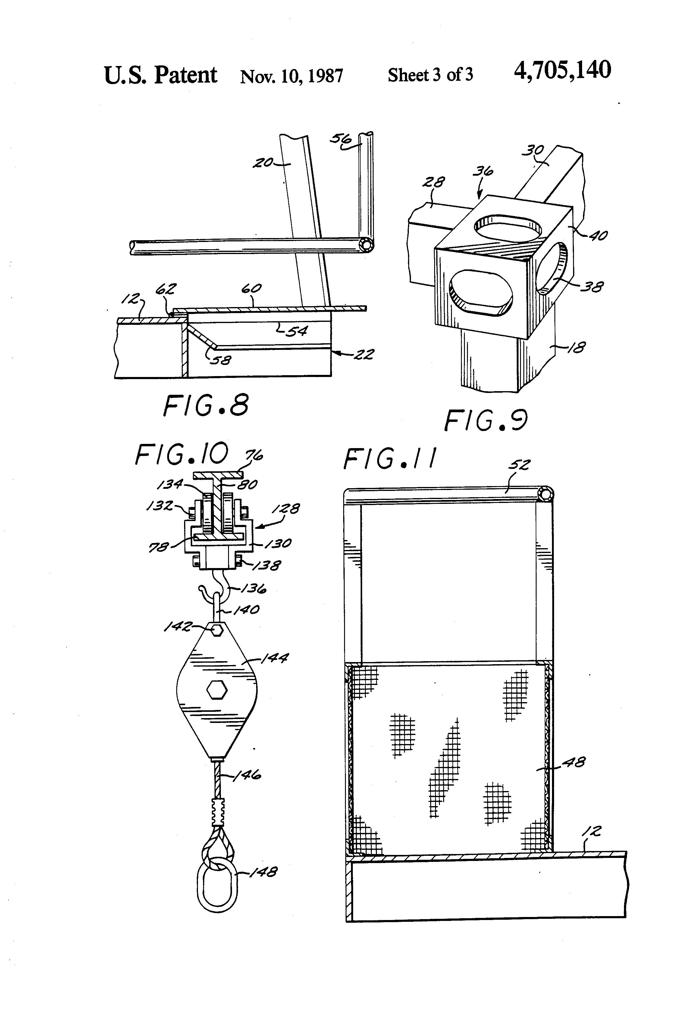 patent us4705140