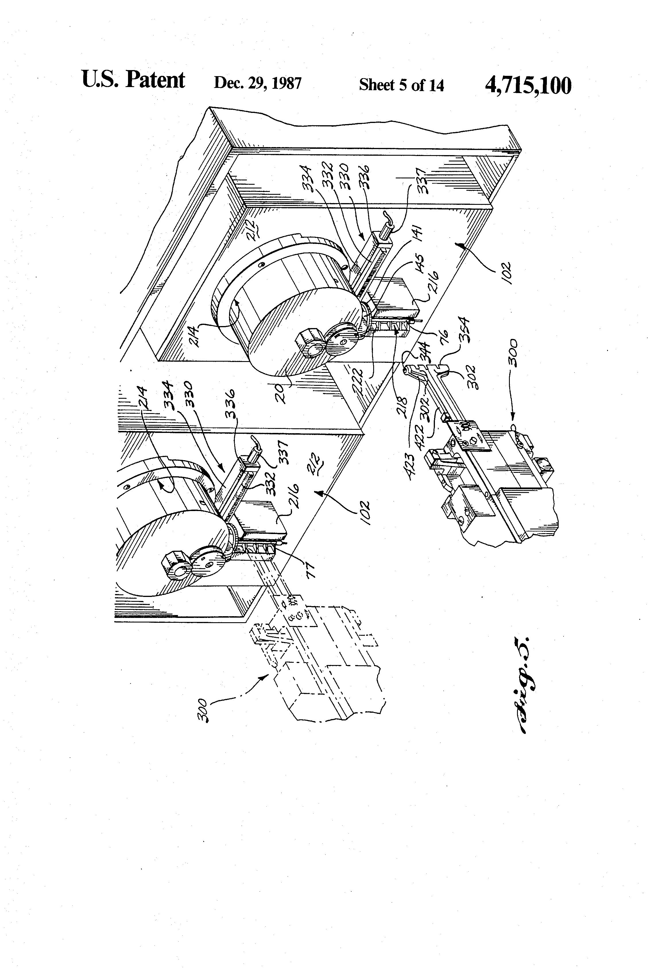patent us4715100