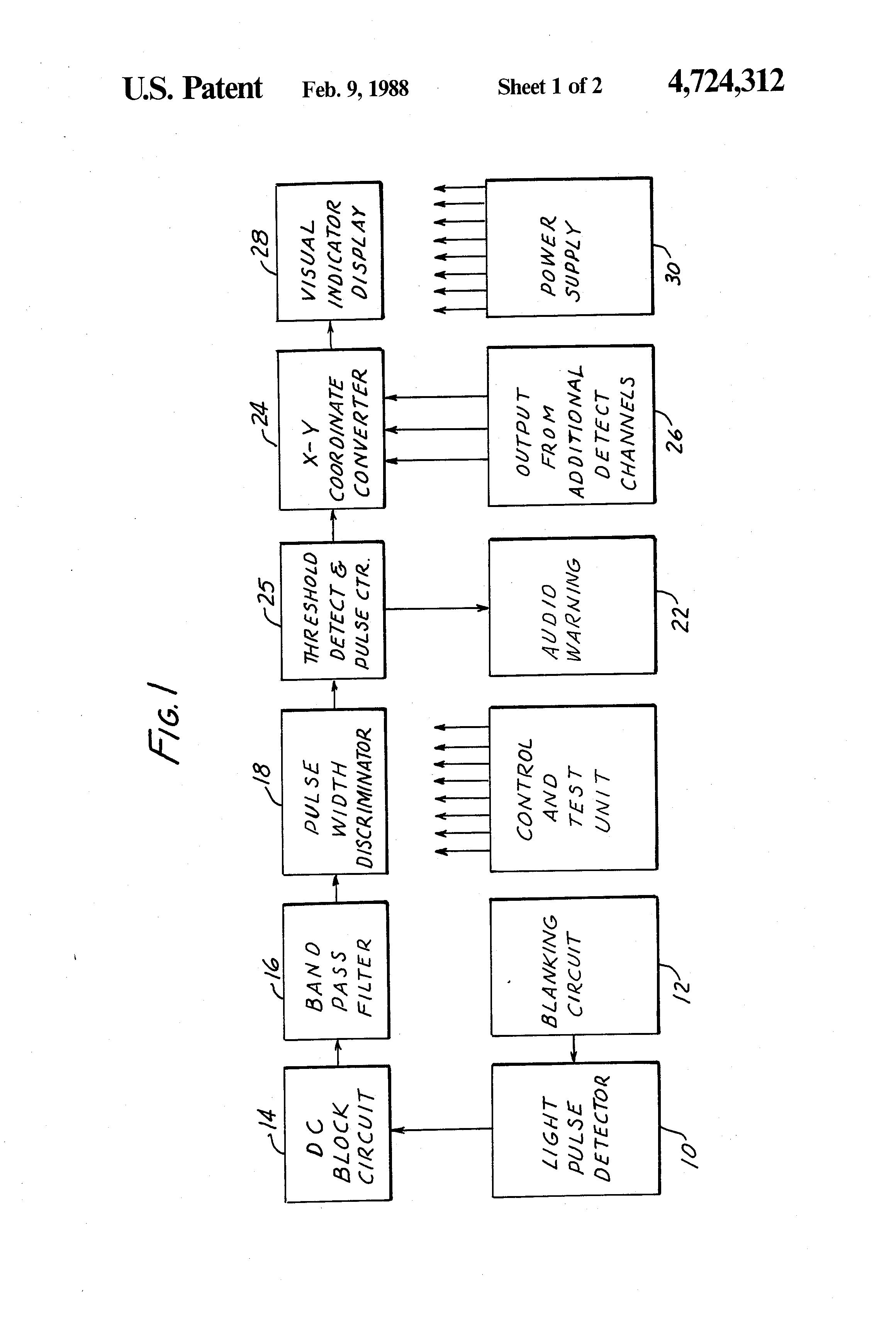patent us4724312