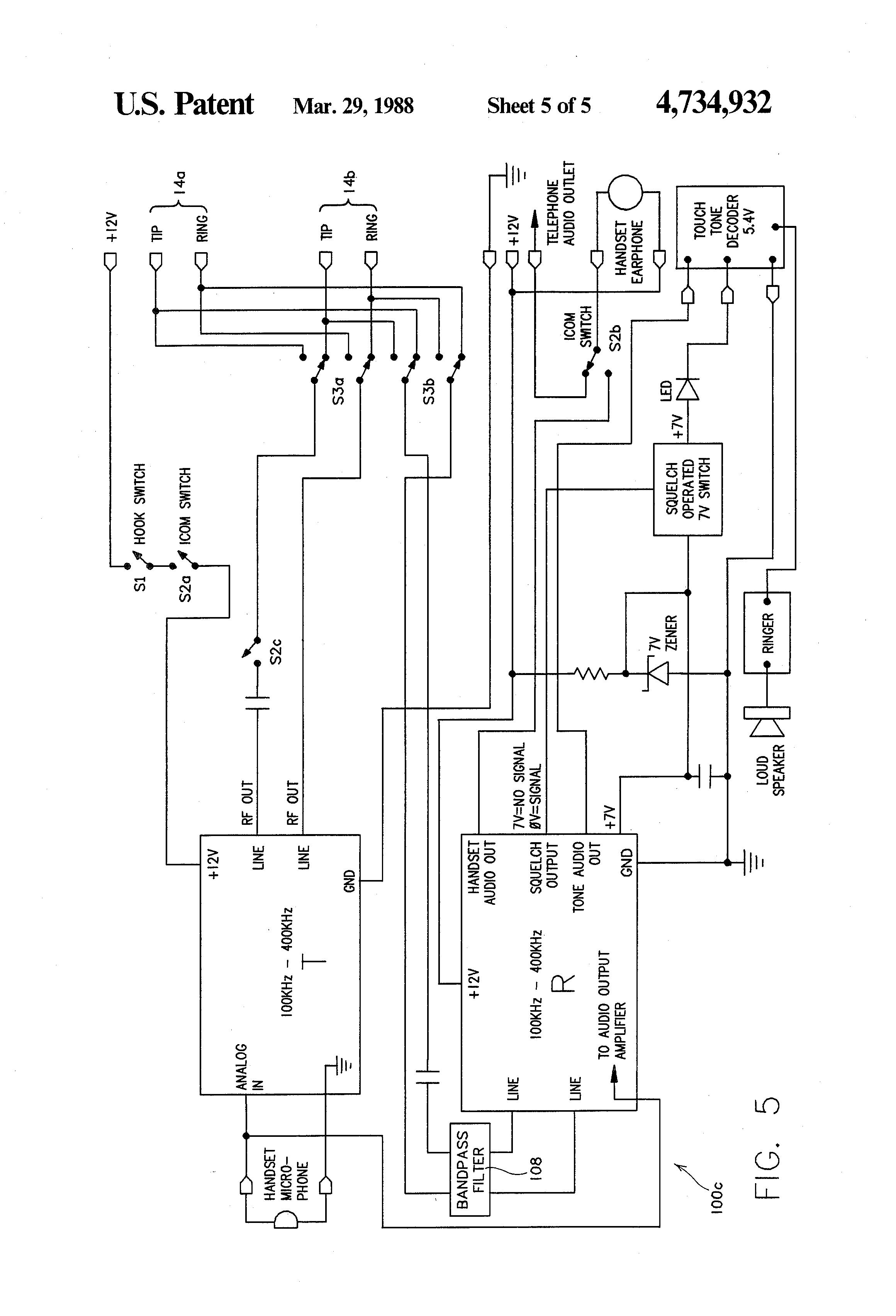 patent us4734932