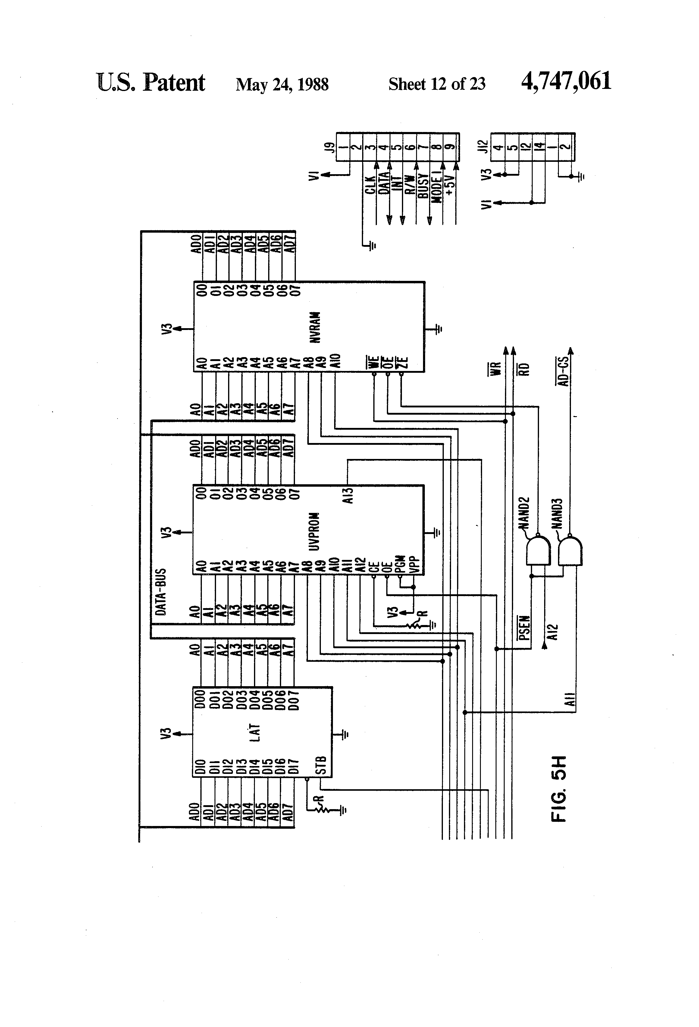 patent us4747061 automatic transfer switch for a wide range of source voltage patents