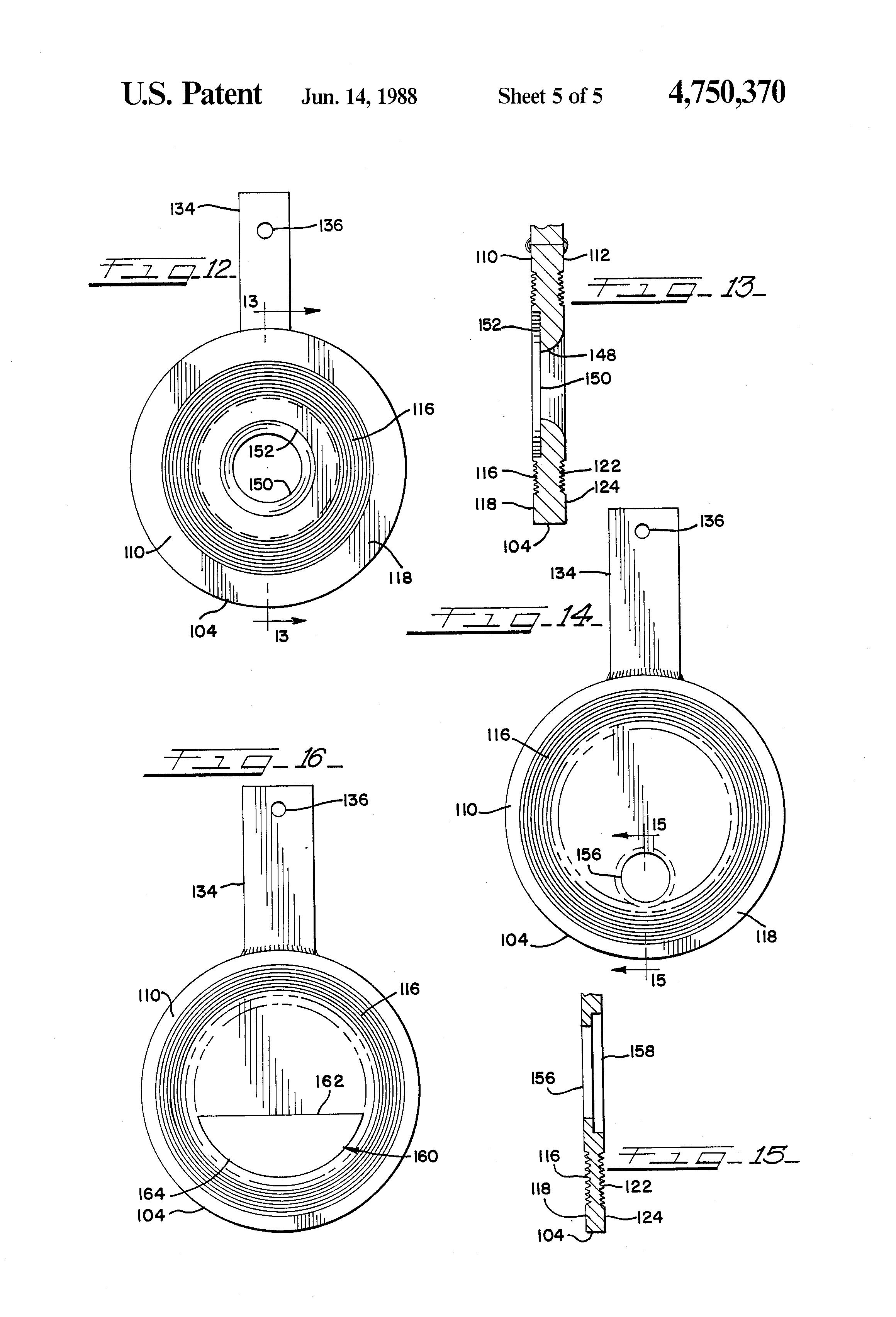 Patent us orifice plate assembly google patents