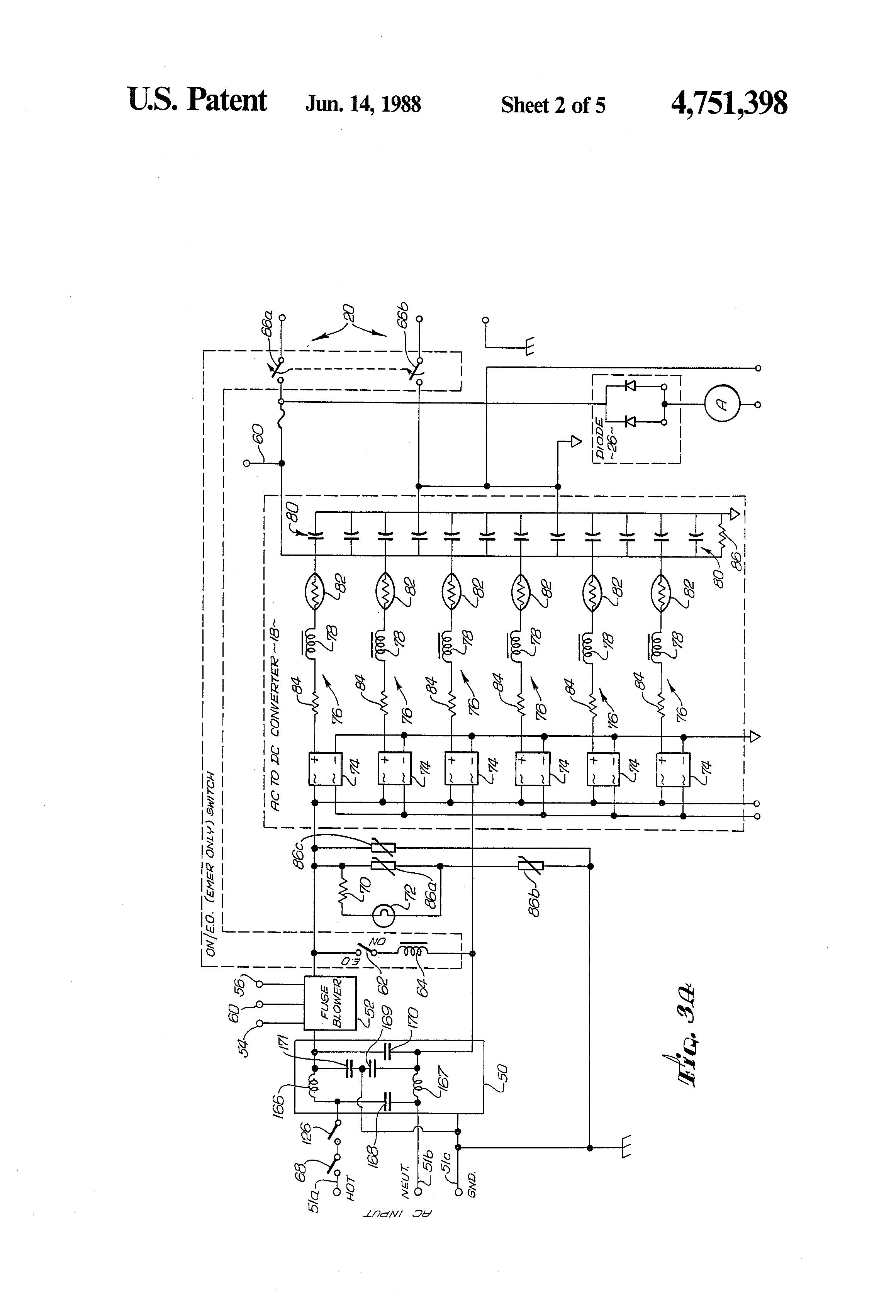 WRG-7297] Emergency Light Wiring Diagram Up on